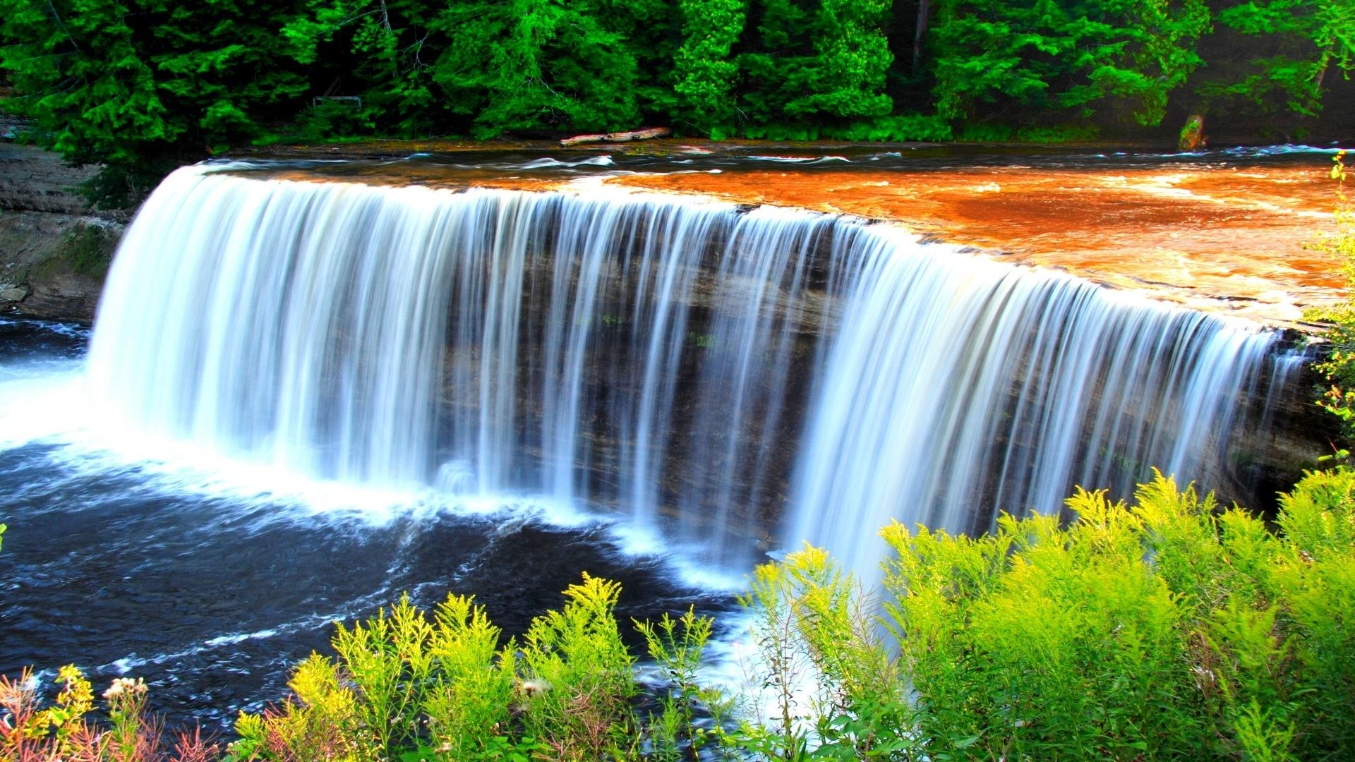 Live Waterfalls Wallpapers With Sound (36+ Images