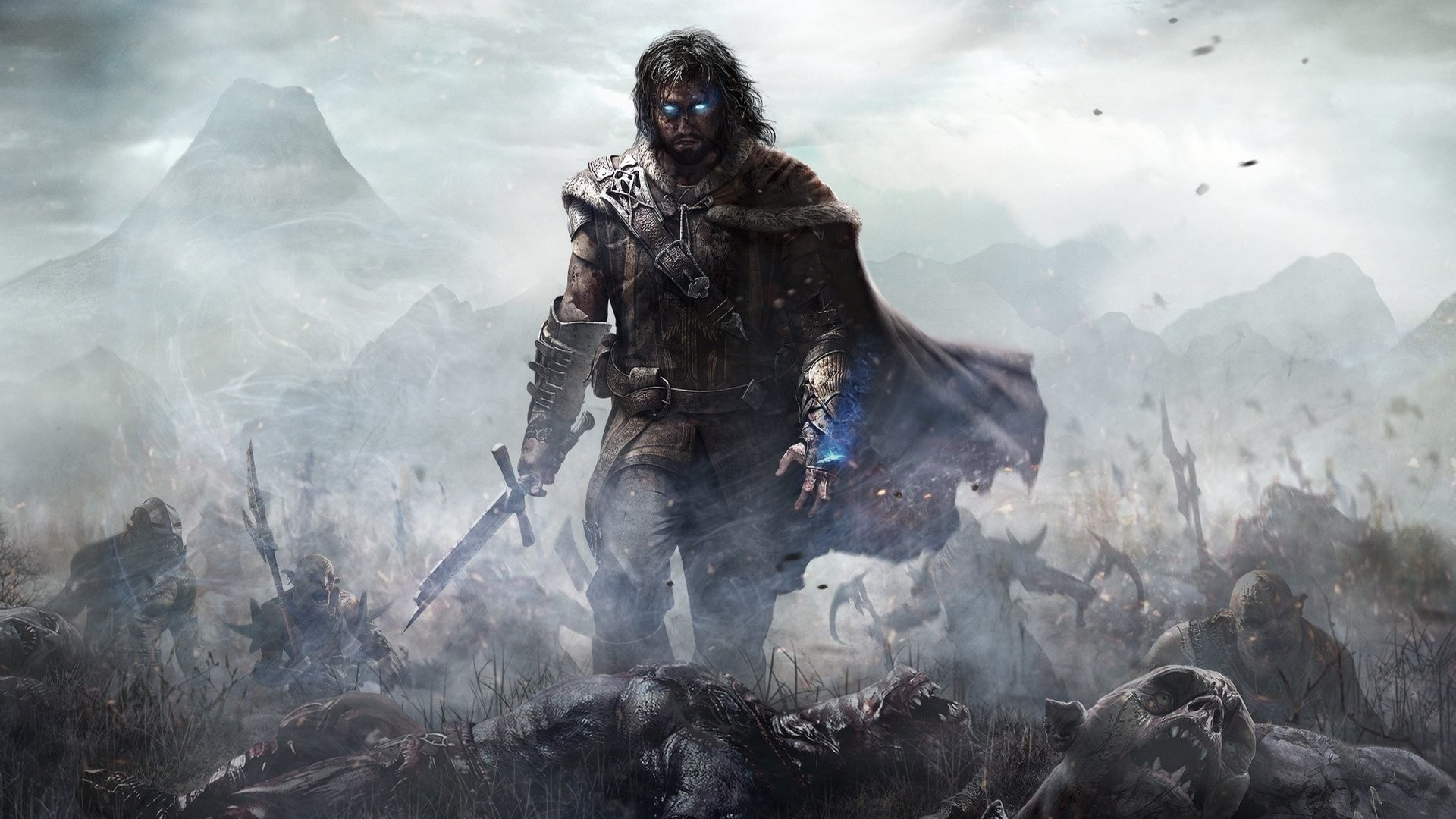 Middle Earth Shadow Of Mordor Wallpapers 82 Images