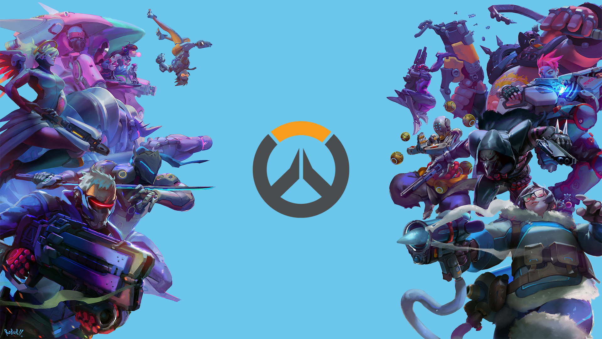 Overwatch Wallpapers 80 Images