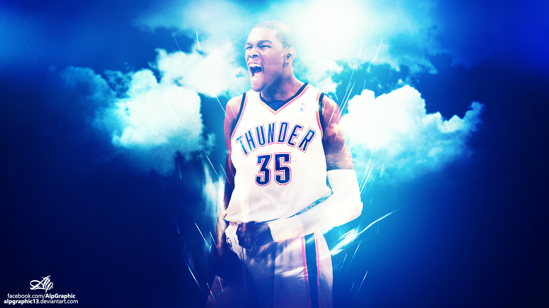 1920x1080 Kevin Durant Wallpapers High Resolution and Quality Download