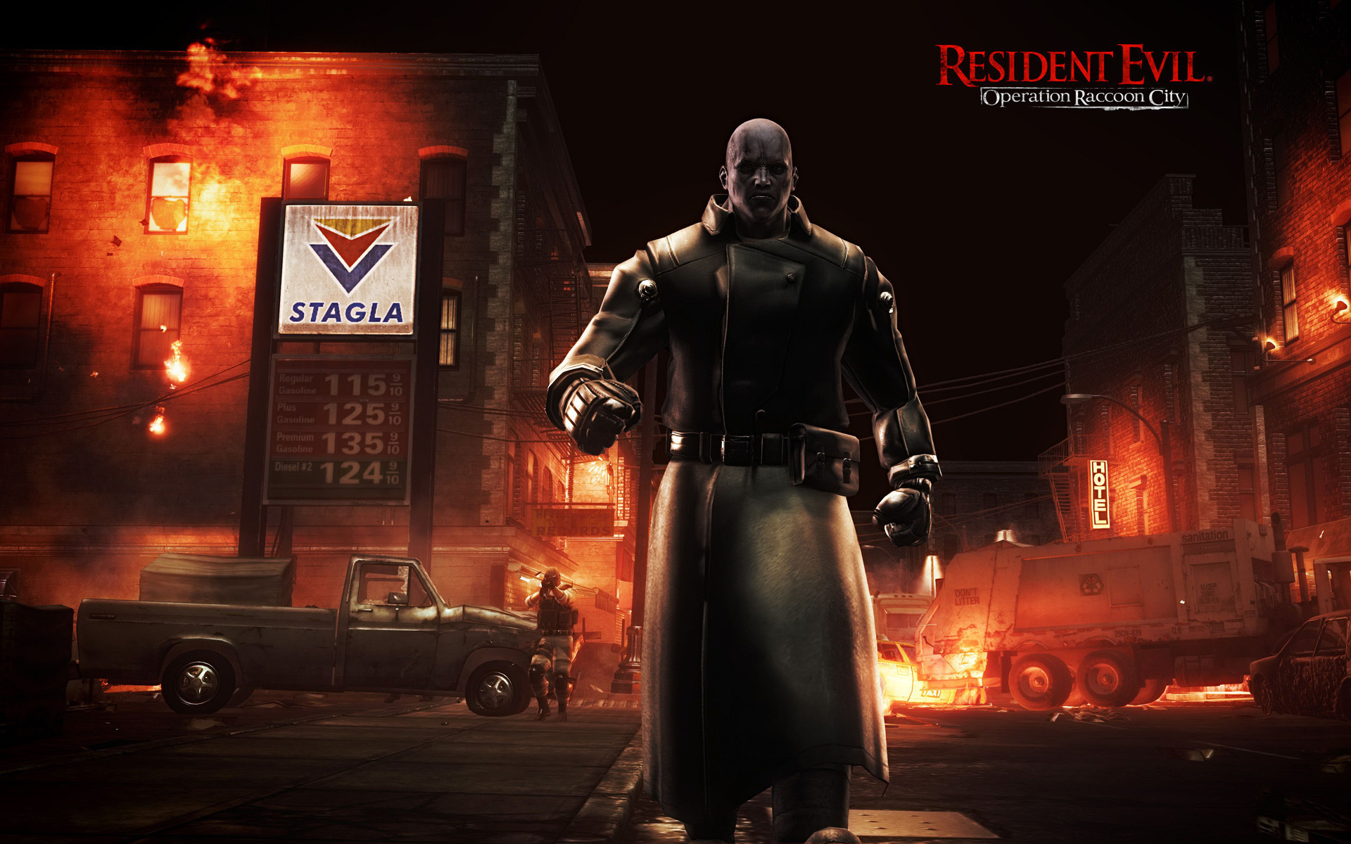 1920x1200  Video Game - Resident Evil: Operation Raccoon City Wallpaper