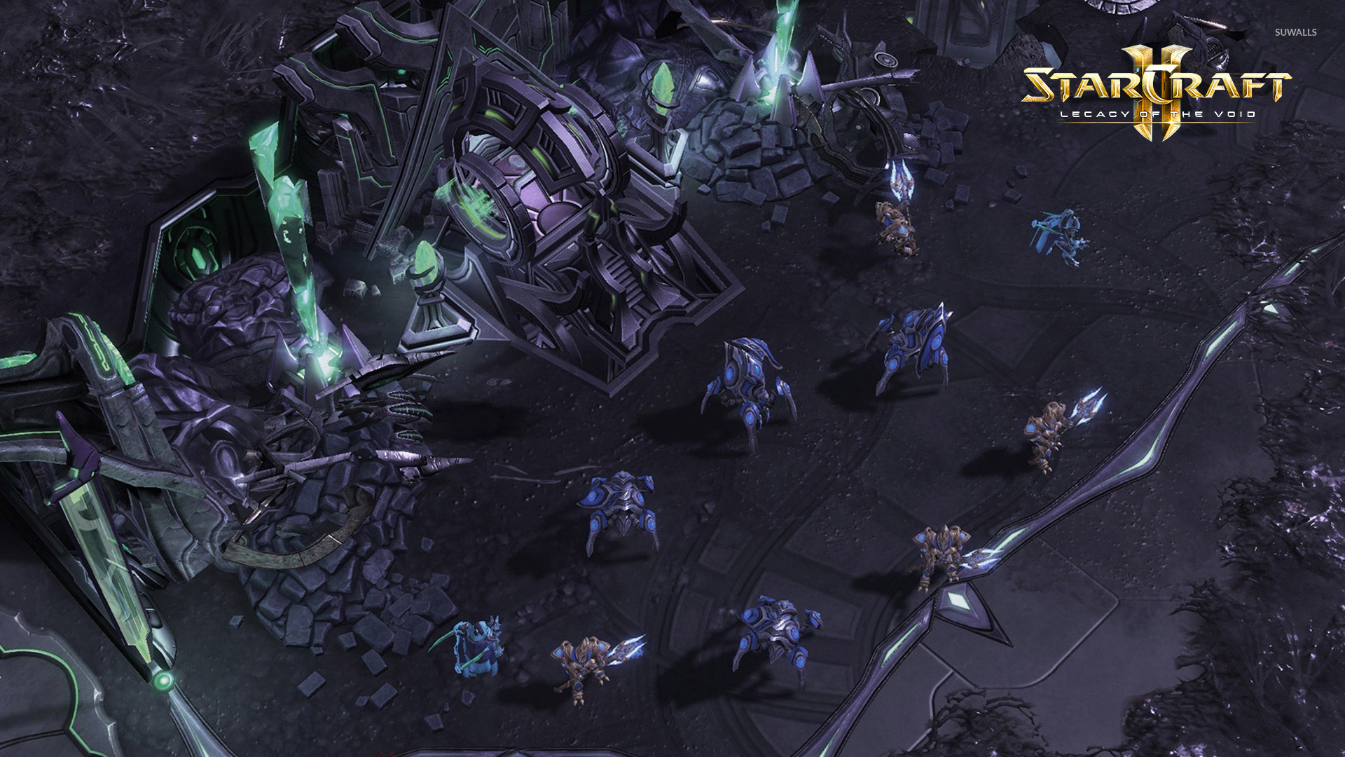 StarCraft II Legacy of the Void HD Wallpaper Background Image