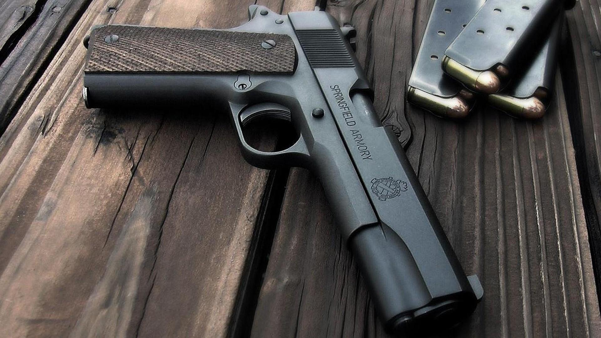 Gun Wallpapers And Screensavers 62 Images