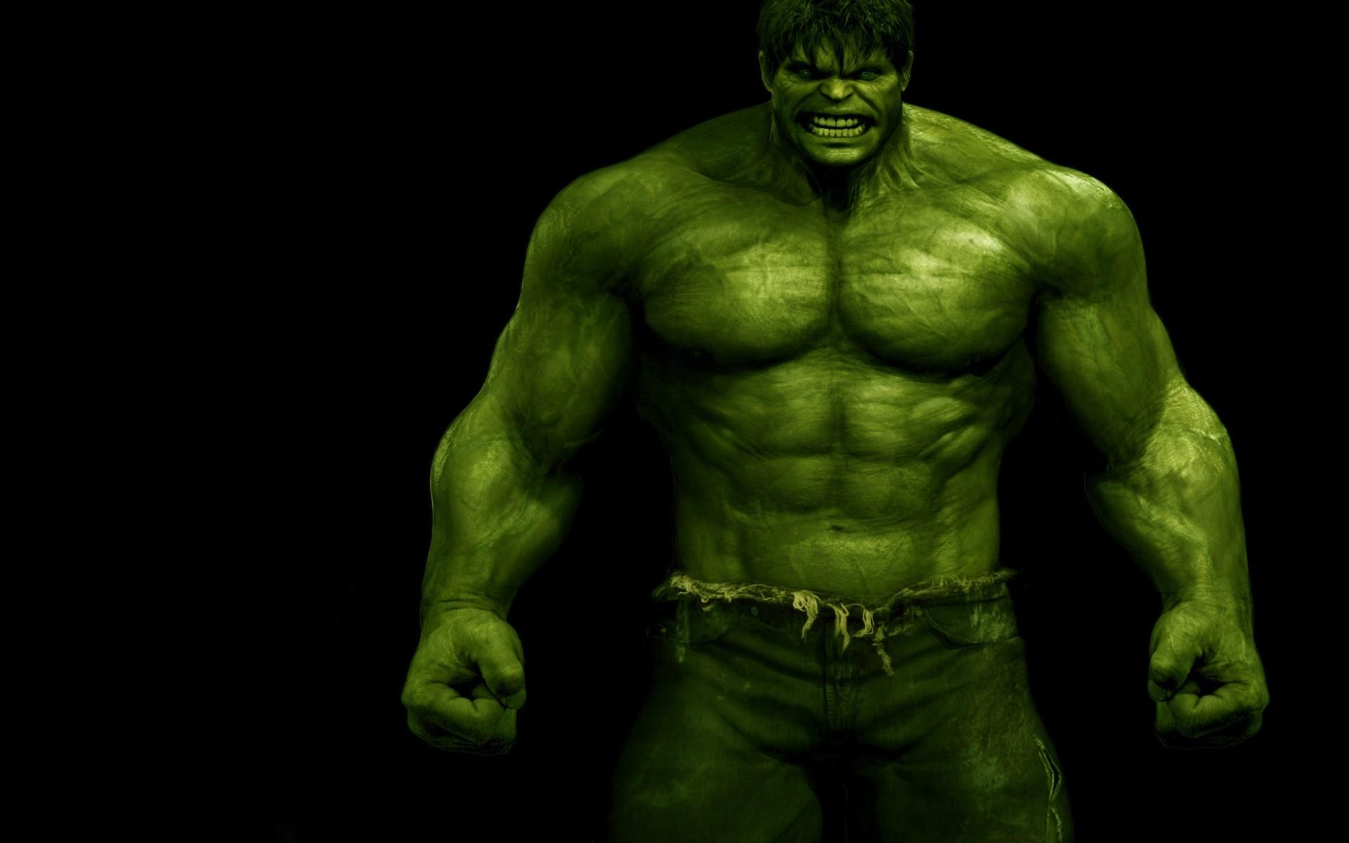 1920x1200 The Incredible Hulk HD Wallpaper 6277