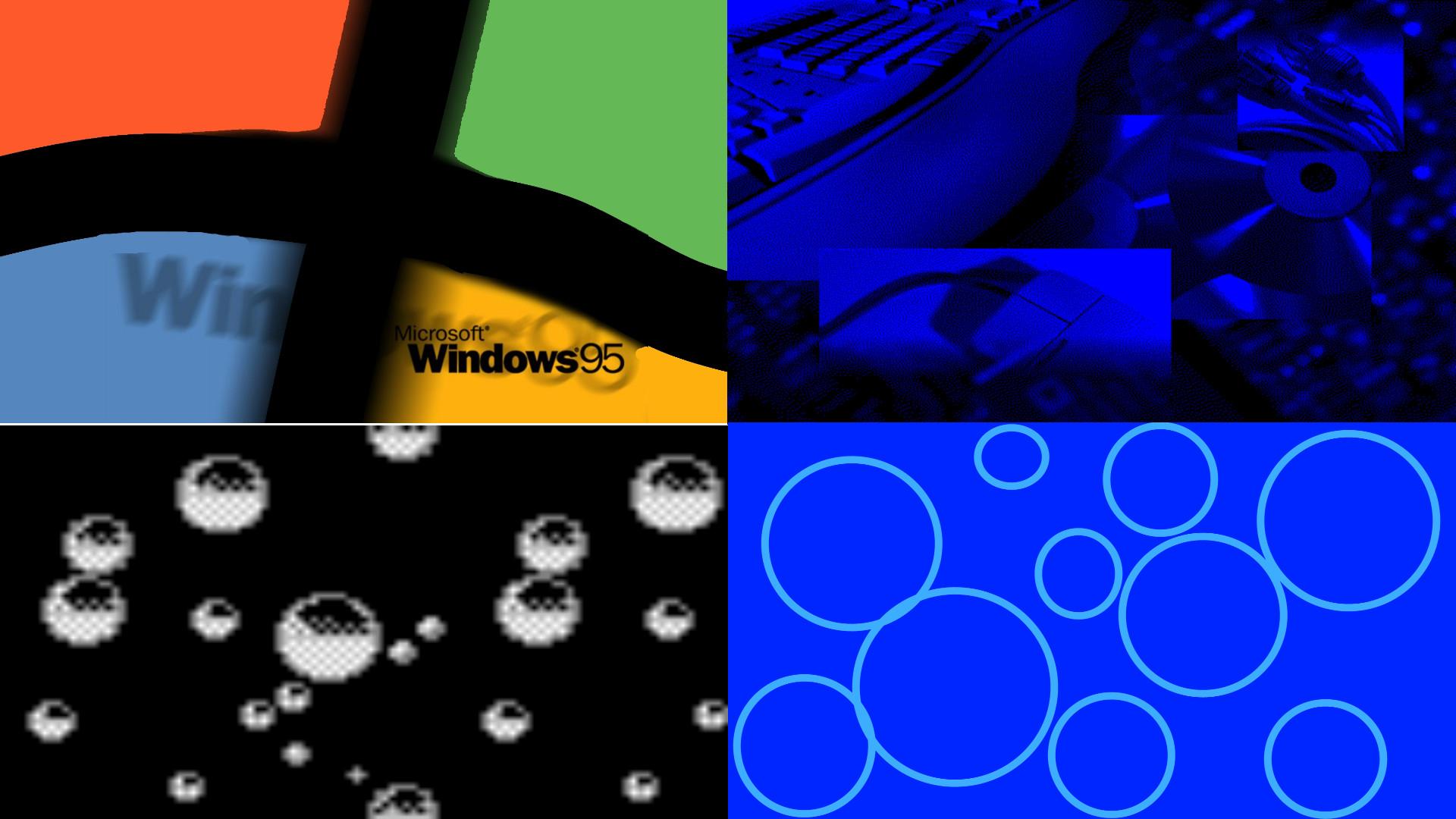 Windows 95 Wallpaper Pack 54 Images