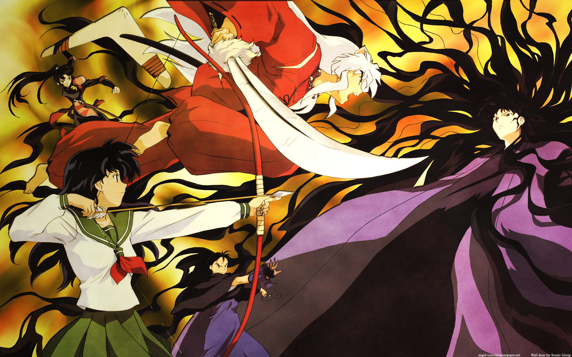 1920x1200 1080x1920 http://stockwallpapers.org/17234/inuyasha-wallpaper-for-android.html  - Inuyasha Wallpaper For Android
