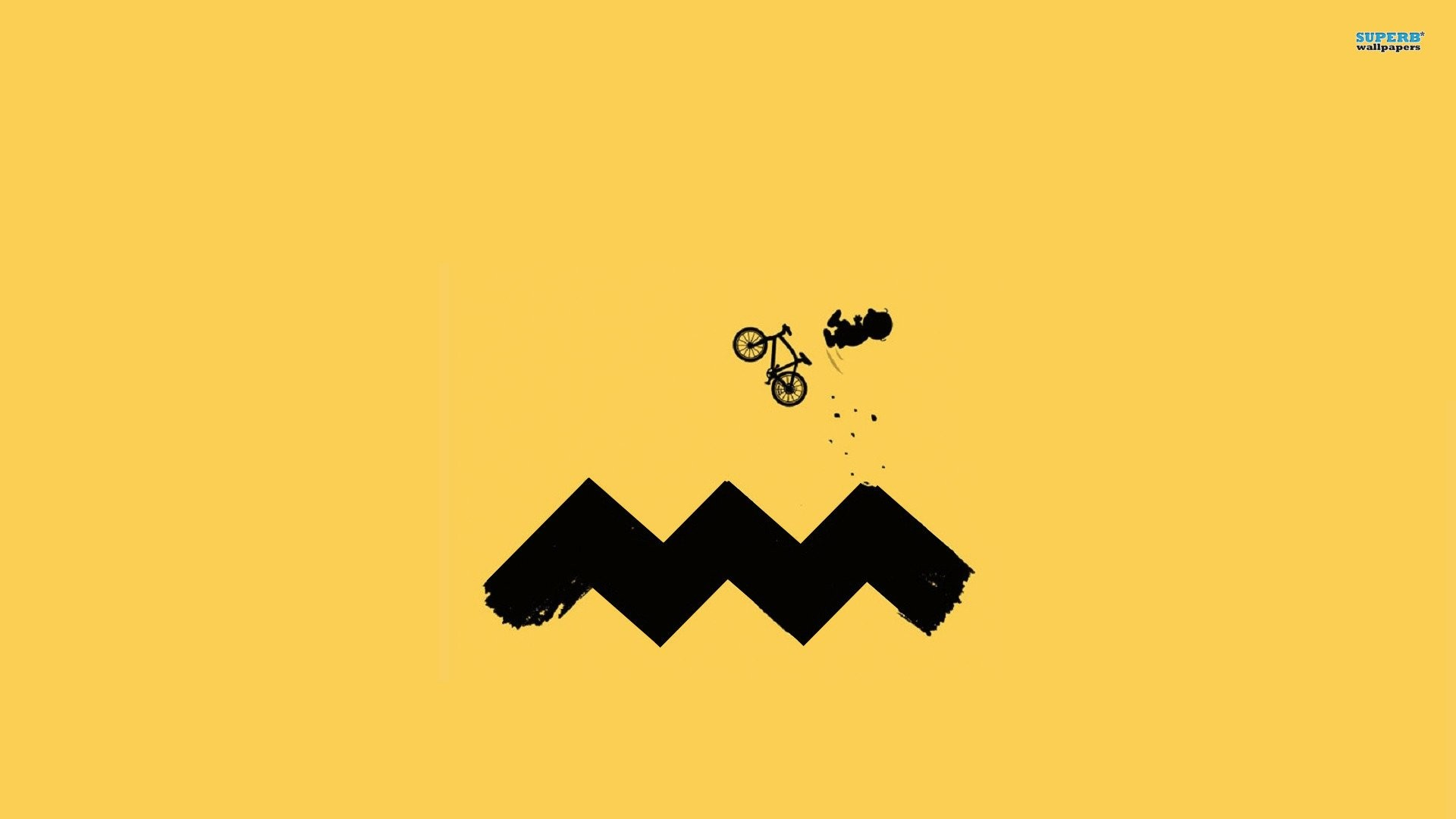 1920x1080 Charlie Brown Cycling