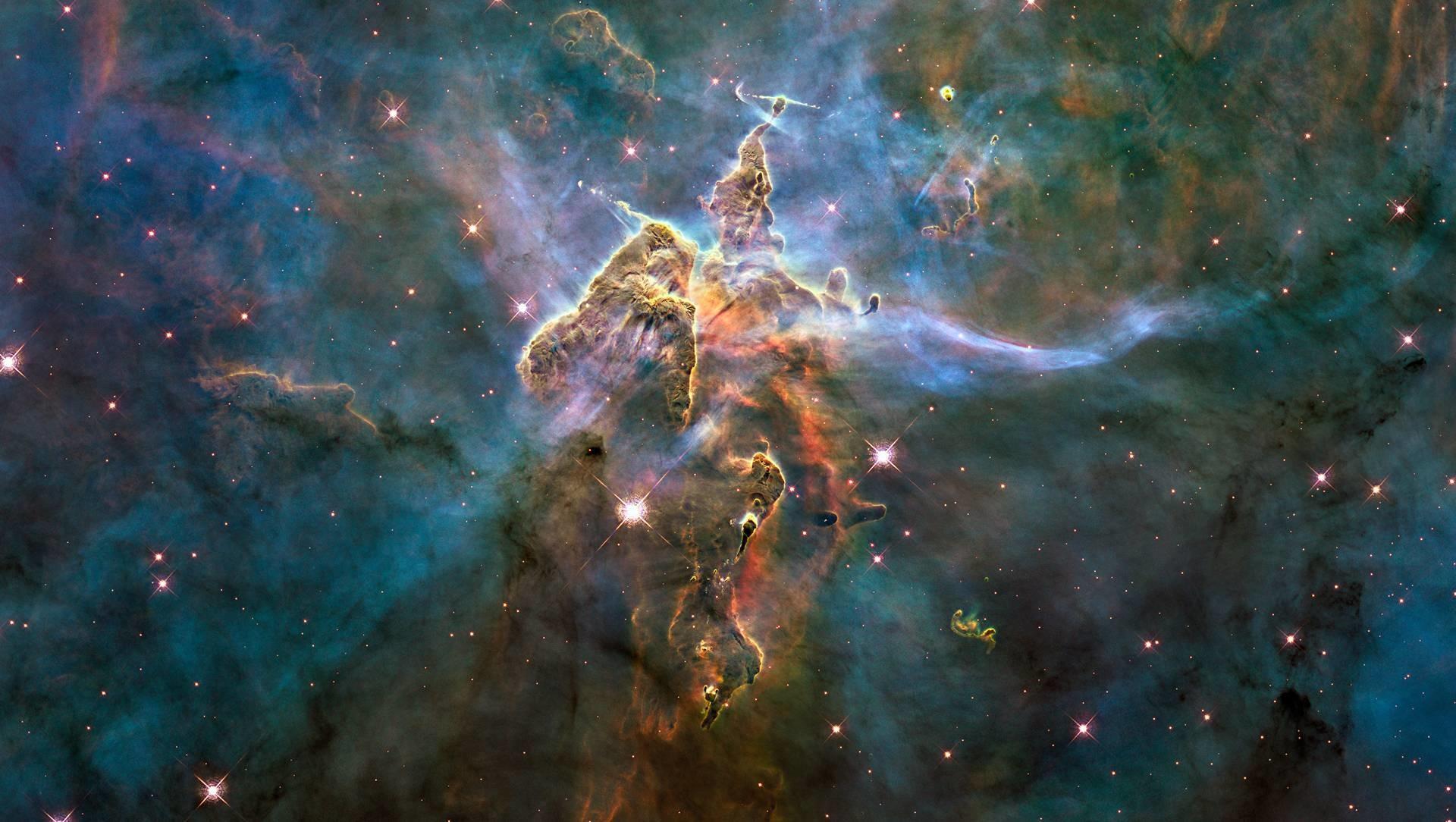 1920x1084 Dark Nebula Wallpapers