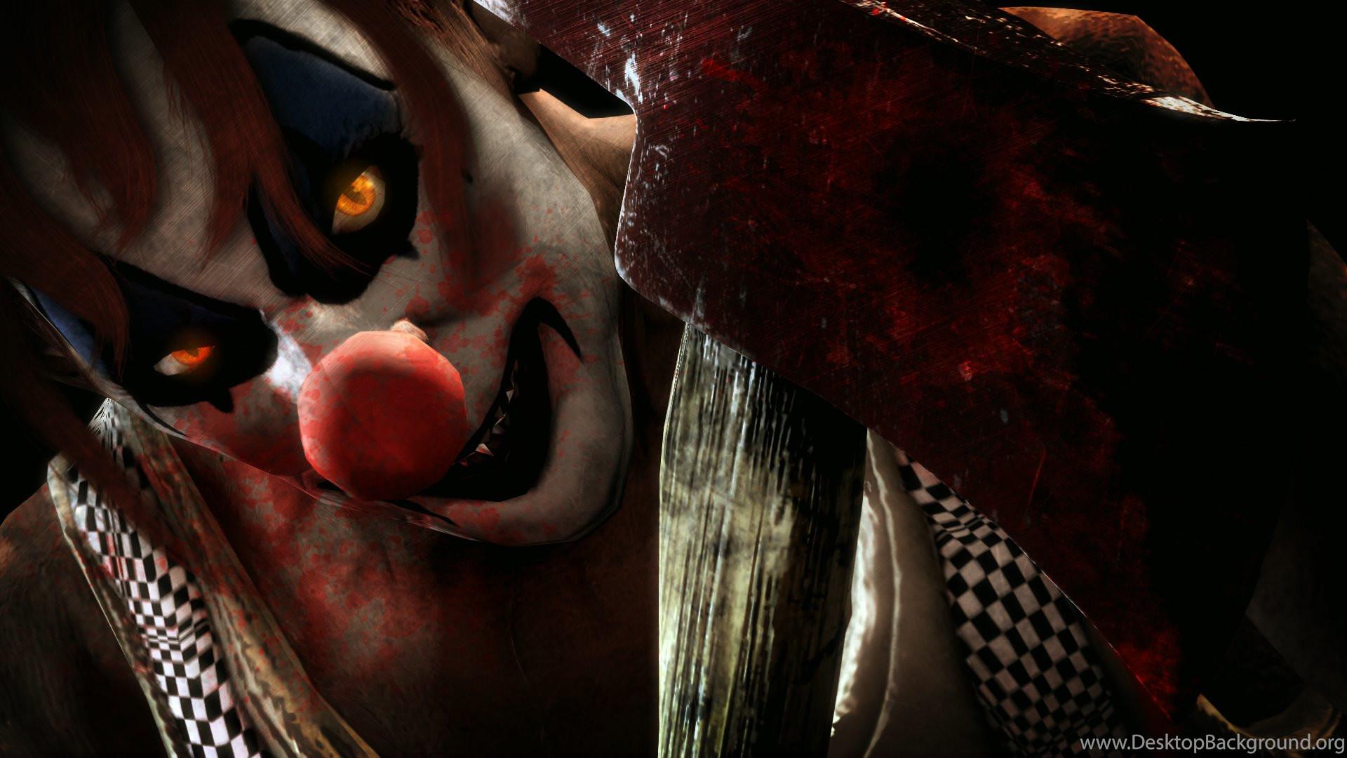 Killer Clown Wallpaper (64+ Images