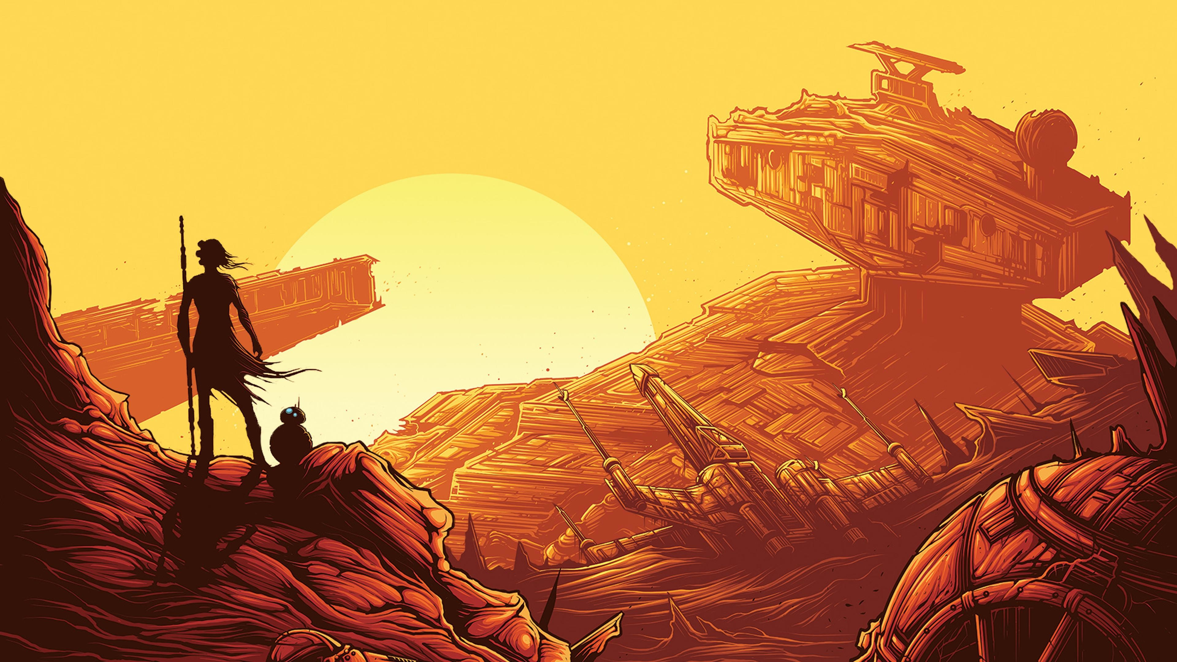 the force awakens poster wallpaper (70+ images)