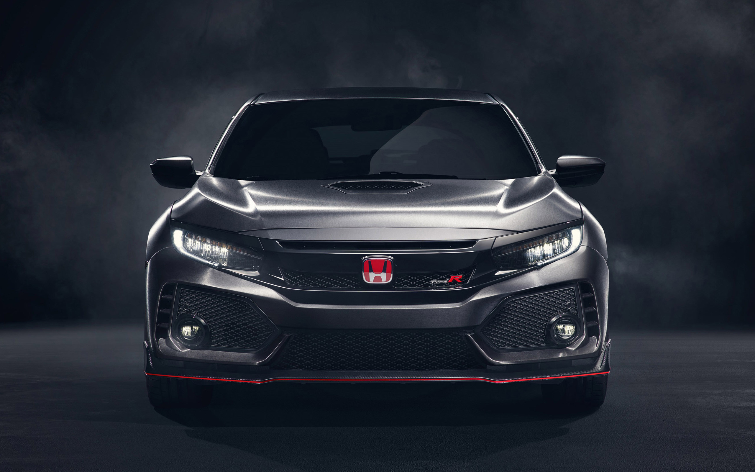 2560x1600 2017 Honda Civic Type R