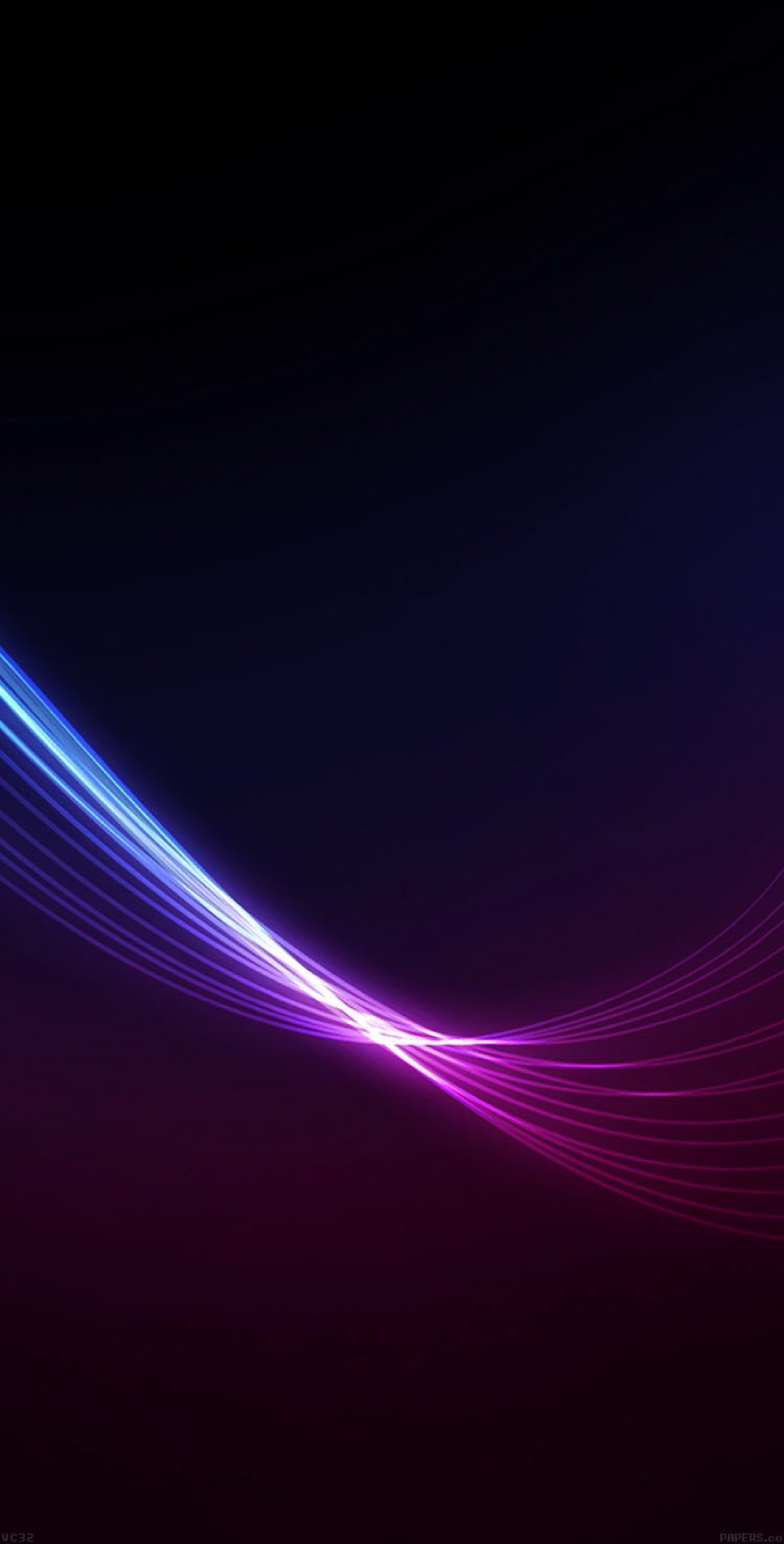 Res: 1255x2471, Purple, dark, wallpaper, galaxy, clean, beauty, colour, abstract,