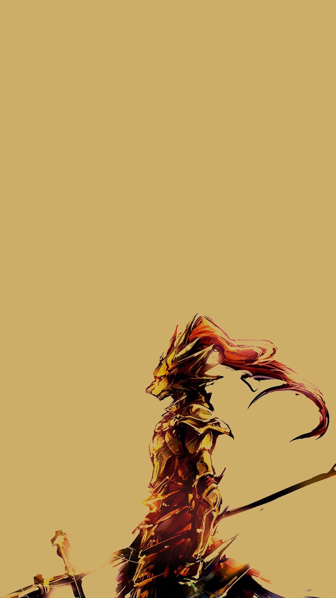 Dark Souls Iphone X Wallpaper