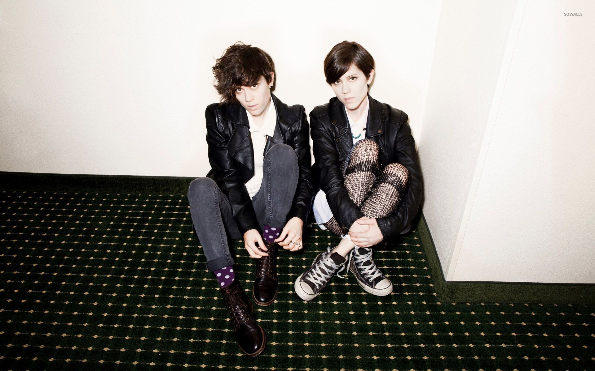 1920x1200 Tegan and Sara [4] wallpaper