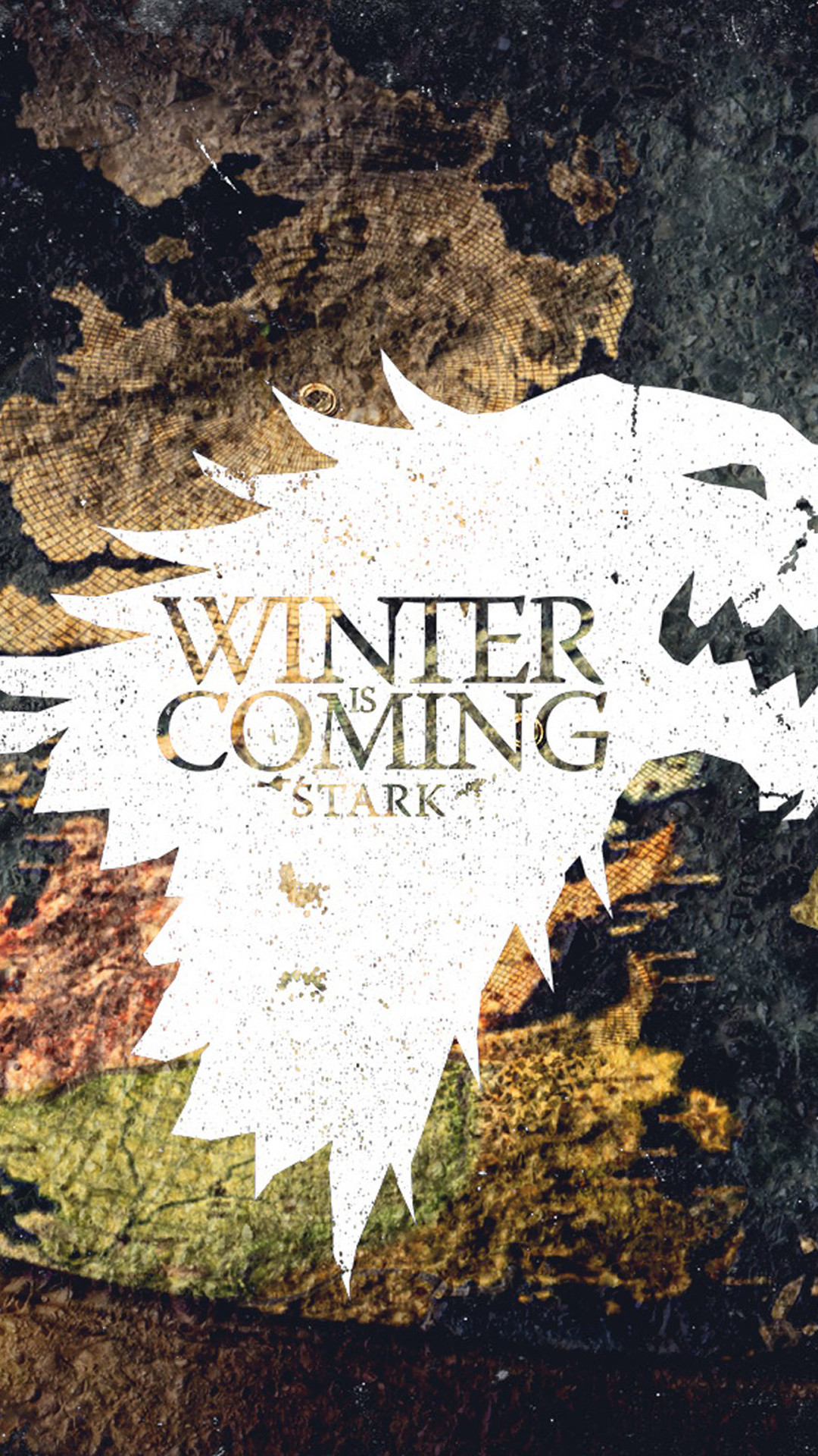 1080x1920 ... Winter Is Coming Game Of Thrones Stark Android Wallpaper free download