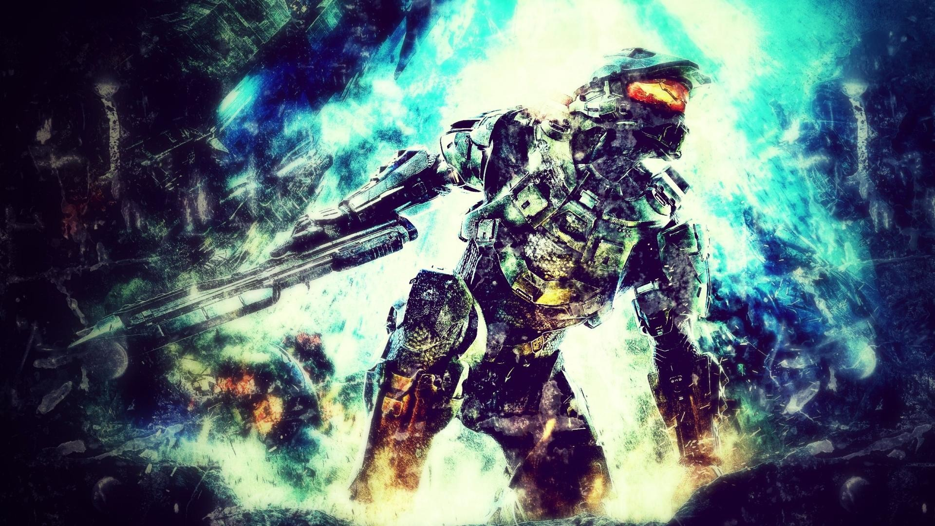 1920x1080 Master Chief HD Wallpaper
