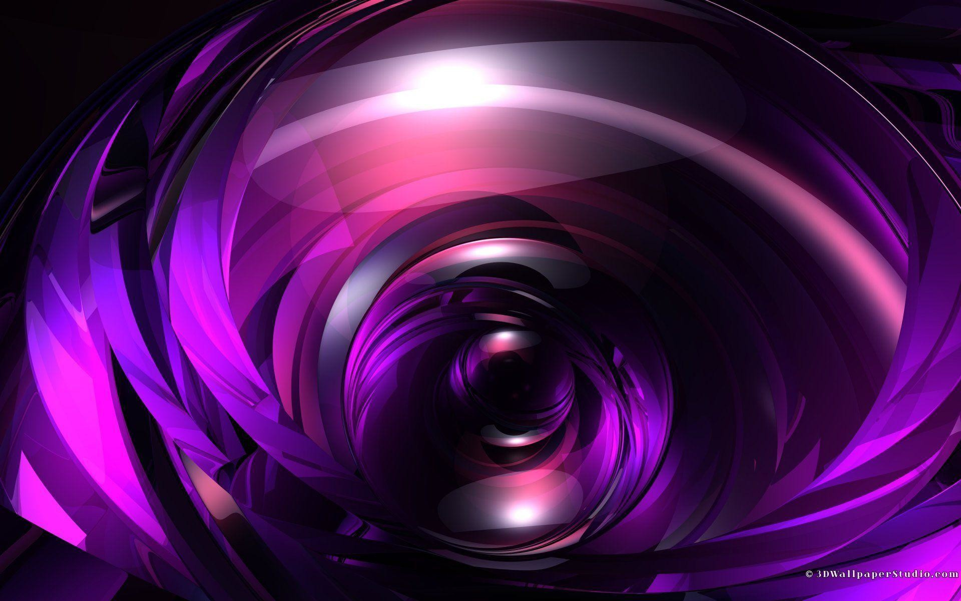 1920x1200 Wallpapers For > Abstract Purple Wallpaper