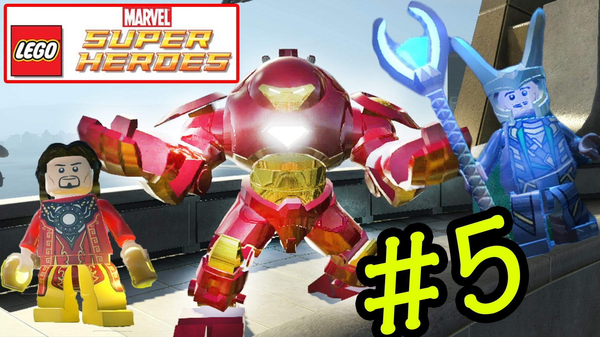 1920x1080 LEGO Marvel Superheroes - Flying Hulkbuster Ironman Glitch - YouTube The  Hulk Buster Smash - Wallpaper - Activities - Marvel Super .