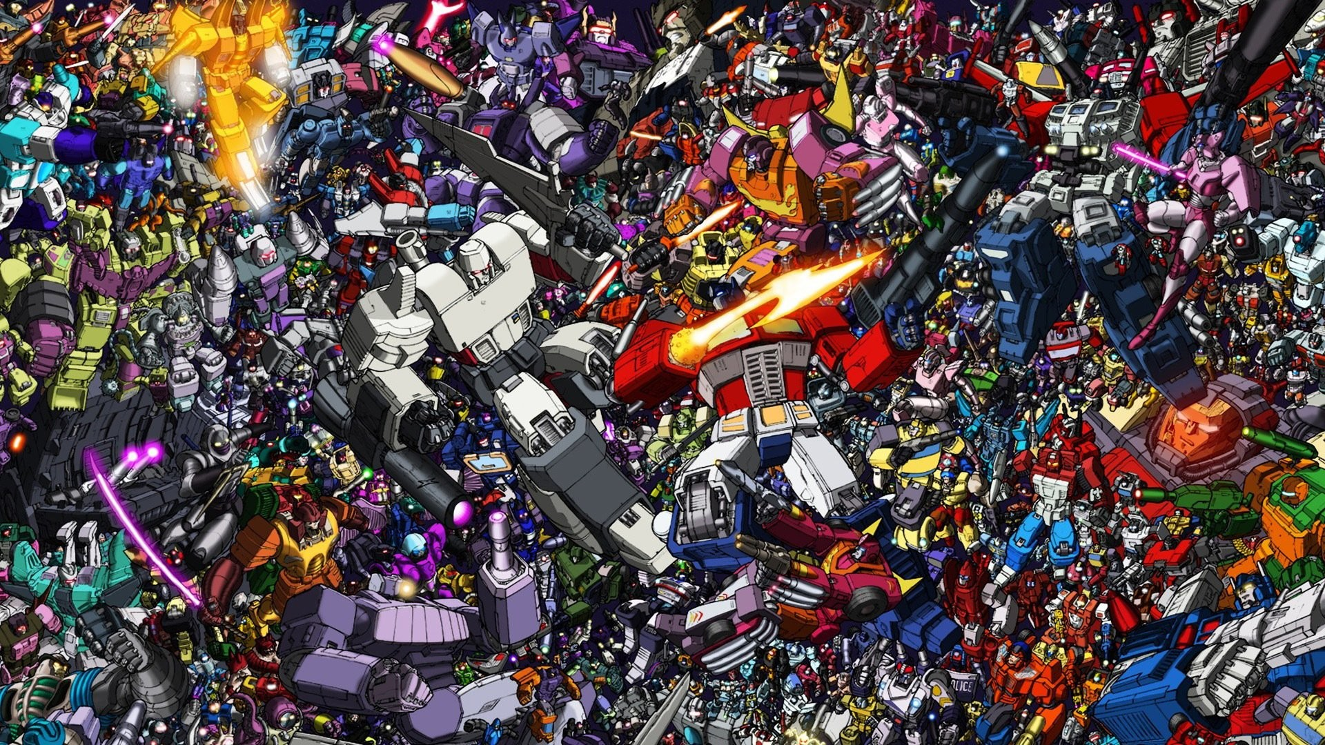 1920x1080 G1 Transformers Wallpapers (3 Wallpapers)