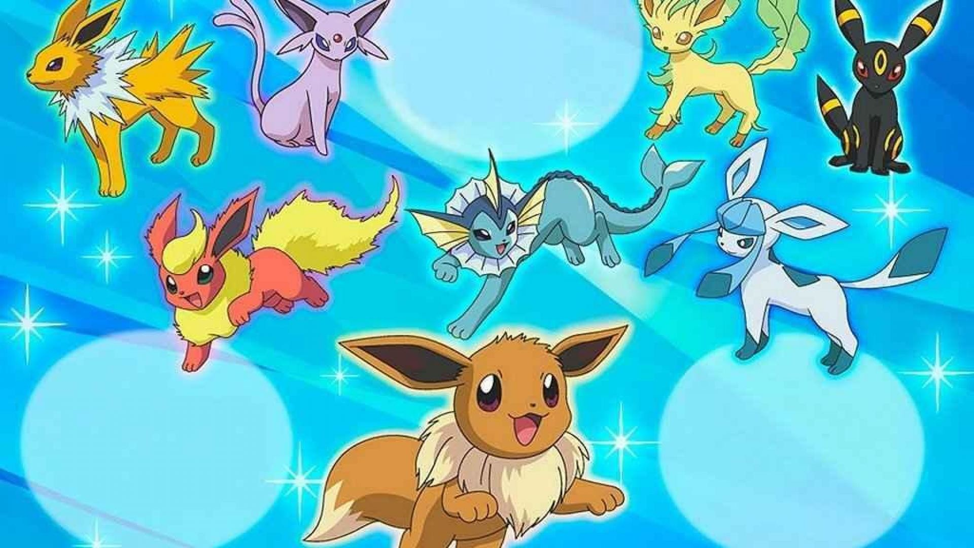1920x1080 EEVEE EVOLUTIONS WALLPAPER - (#77459) - HD Wallpapers .