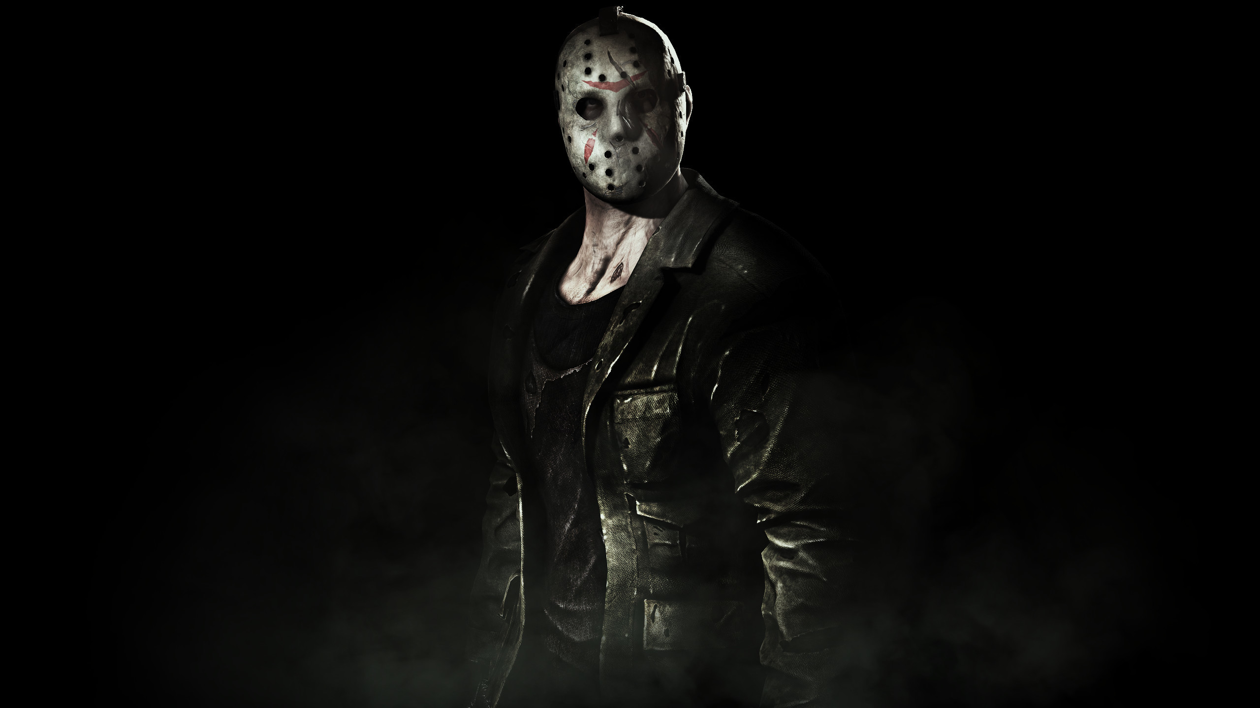 2560x1440 2048x1284 Video Game - Friday the 13th: The Game Wallpaper