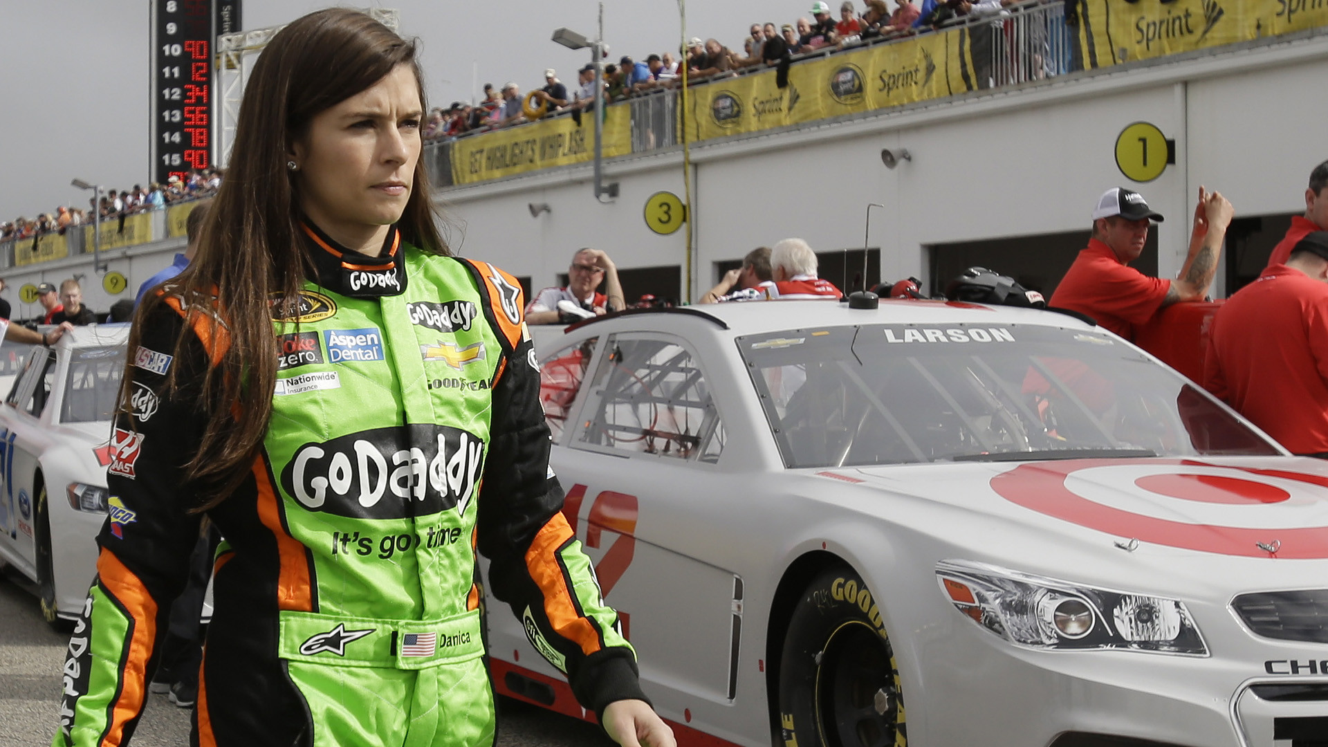 1920x1080 Danica Patrick faces big question: Will she ever win a Cup race? | NASCAR |  Sporting News