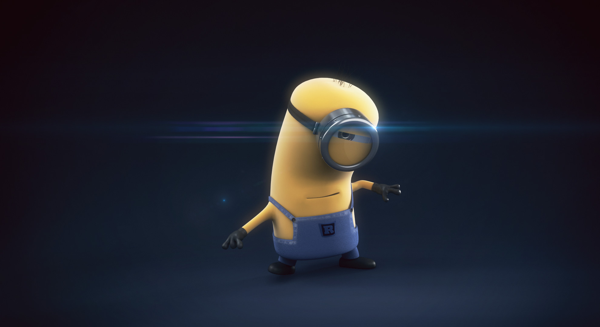 1980x1080 Minions Wallpaper Background PC Free
