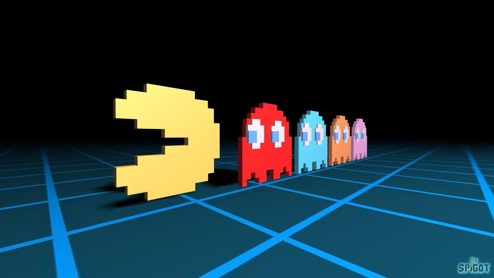 Pacman Live Wallpaper 85 Images