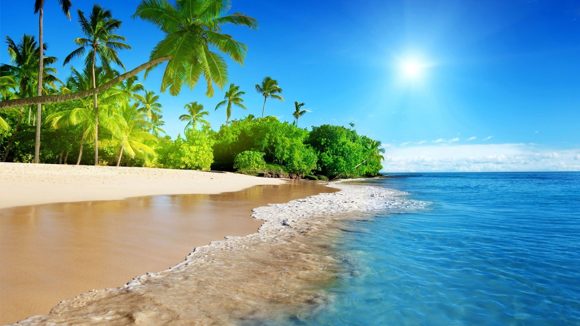 1920x1080 Hawaiian Beach Wallpaper, 45 PC Hawaiian Beach Backgrounds in .