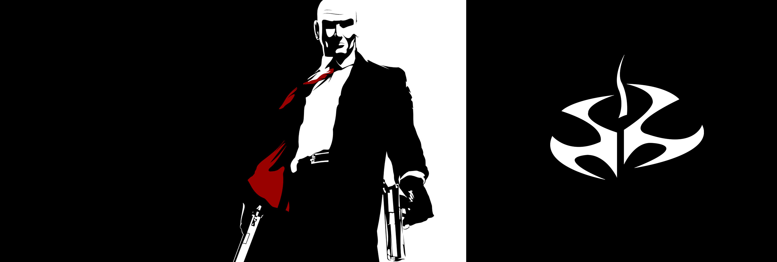 3200x1080 HD Wallpaper | Background ID:666461.  Video Game Hitman