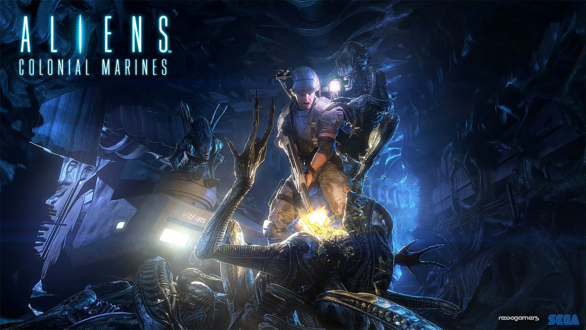 1920x1080 Aliens Colonial Marines Wallpapers 1080p