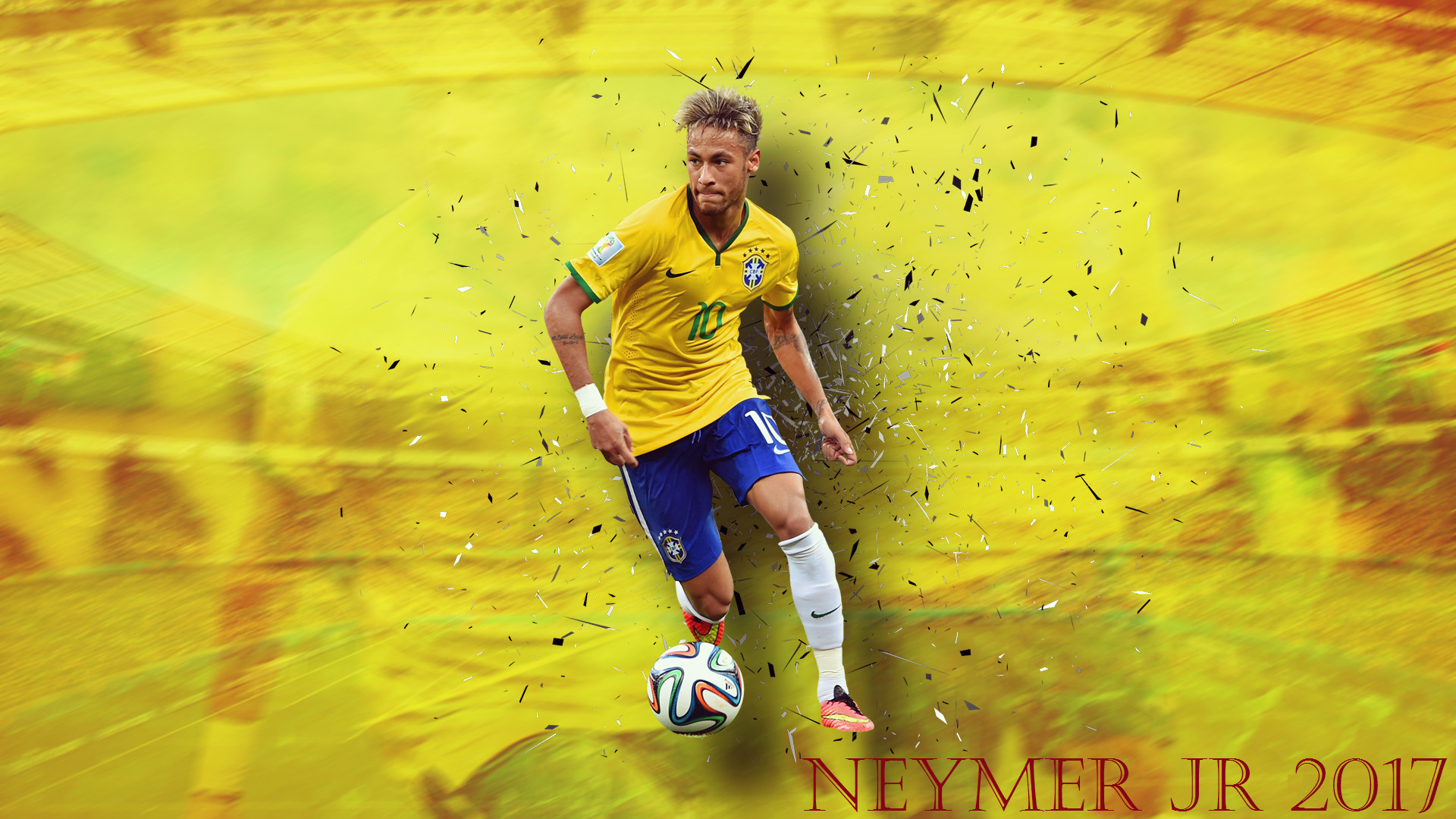 1920x1080 cute neymar football soccer player hd free play with ball mobile bakground desktop  pics