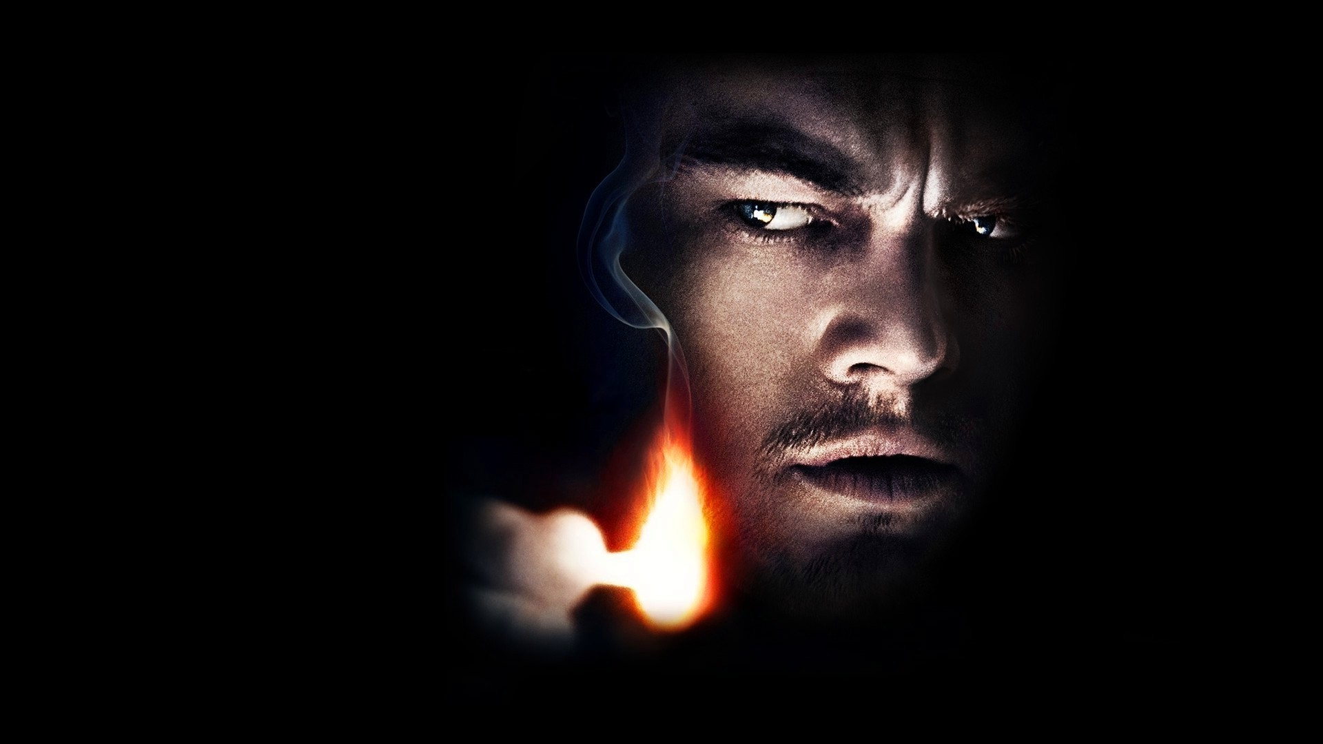 1920x1080 Shutter Island, Leonardo DiCaprio, Matches, Fire, Movies Wallpapers HD /  Desktop and Mobile Backgrounds