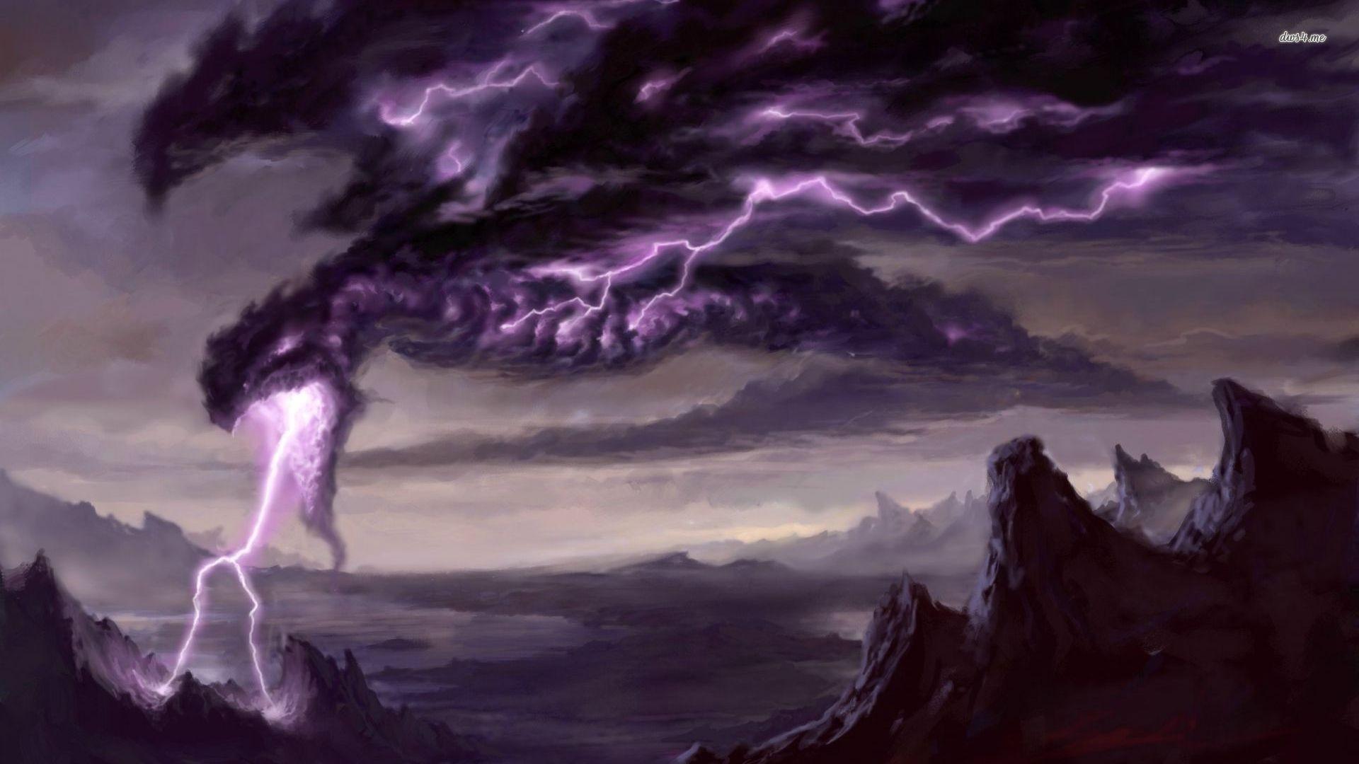 Lightning Dragon Wallpaper for (62+ images)