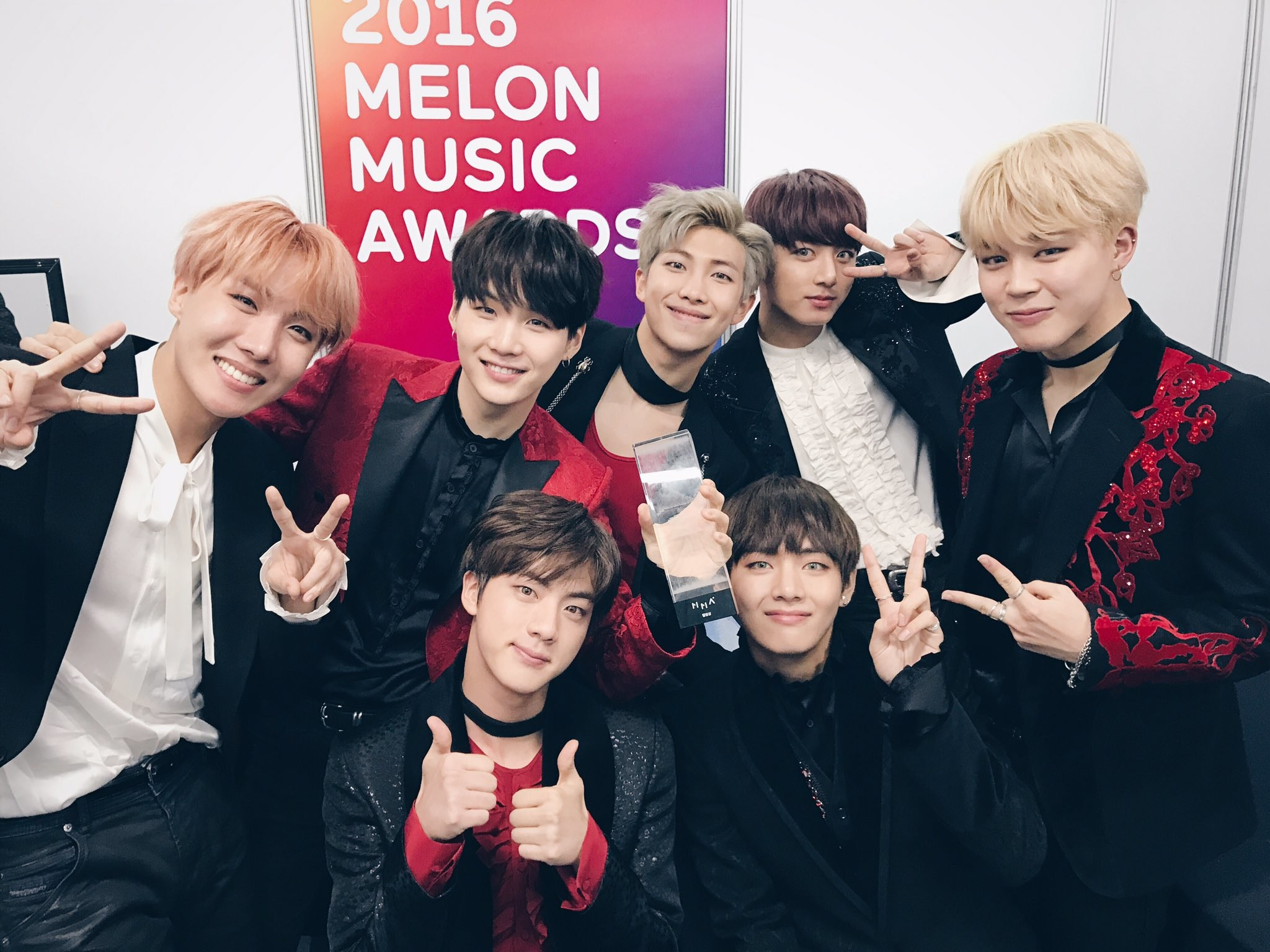 2048x1536 BTS Is The First K-Pop Group To Be Nominated At The Billboard Music Awards  | Music News