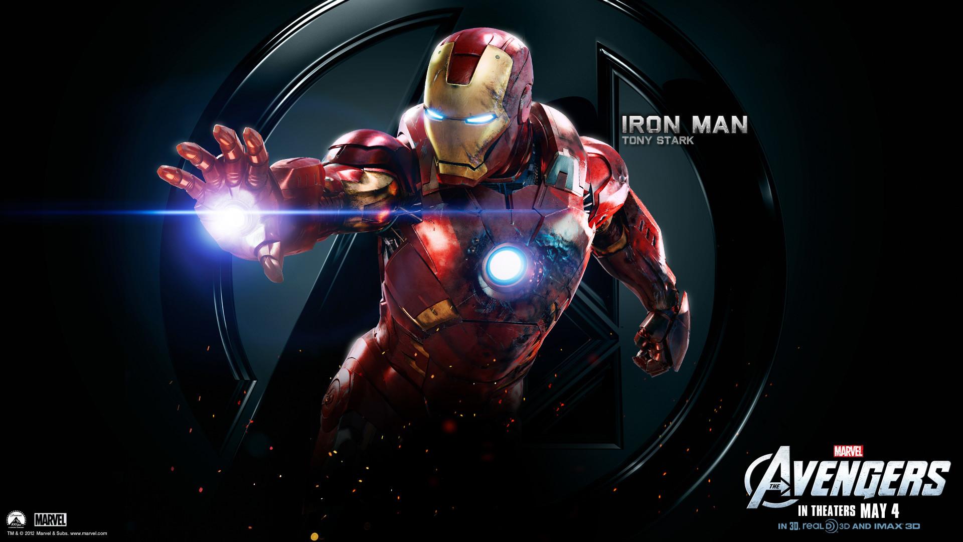 1920x1080 Iron Man in Avengers Movie wallpapers (78 Wallpapers)