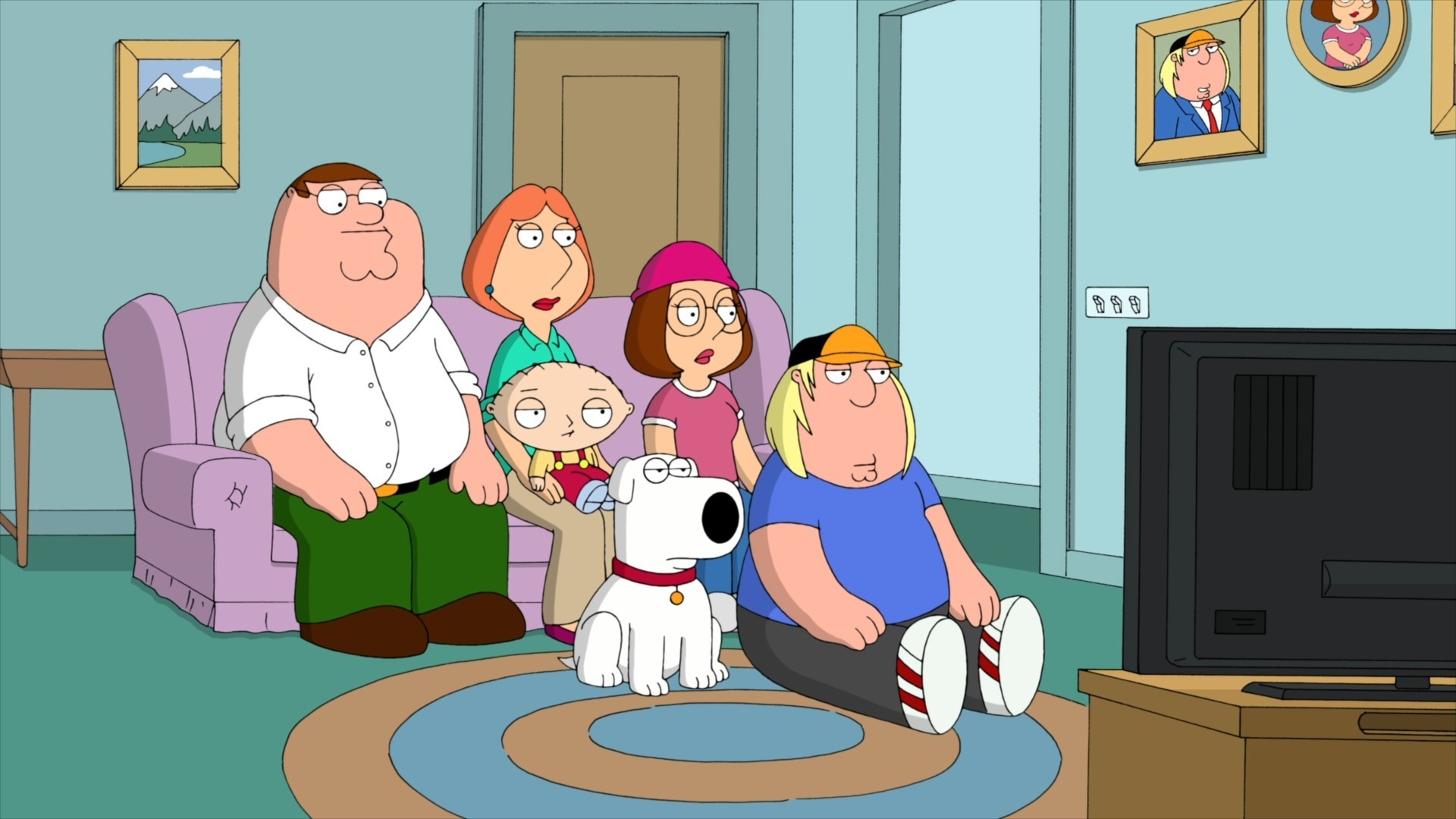 1920x1080  family guy wallpaper hd 6854 · Download · TV ...