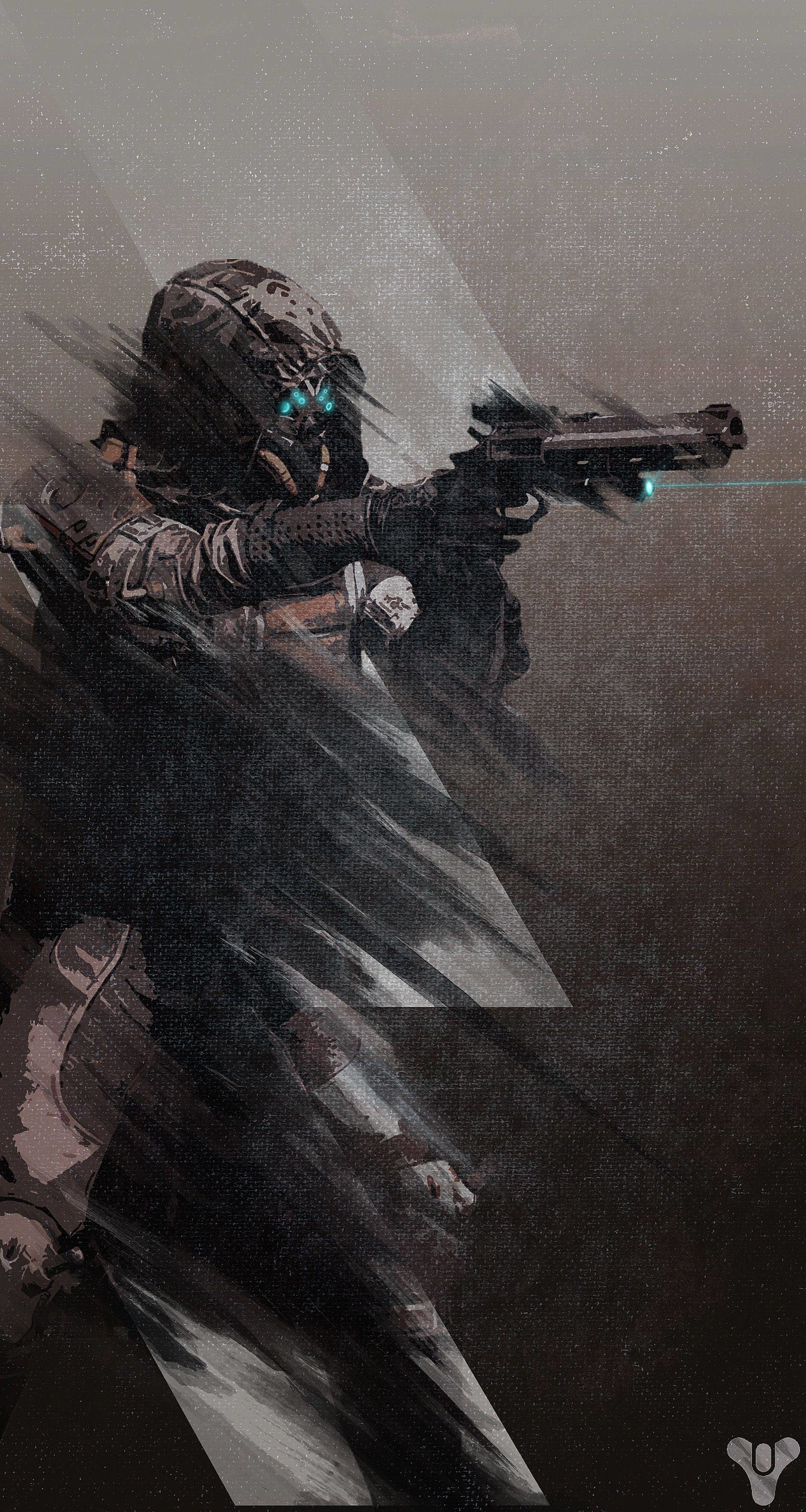 Destiny Hunter IPhone Wallpaper 85 Images