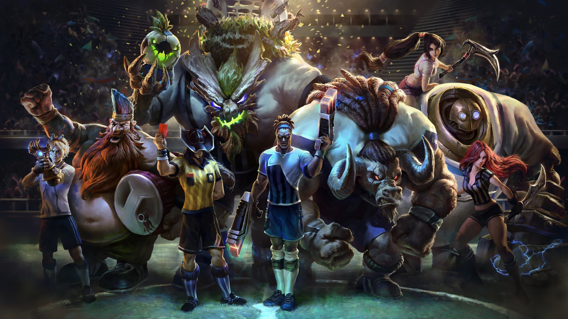 Hd League Of Legends Wallpapers 86 Images
