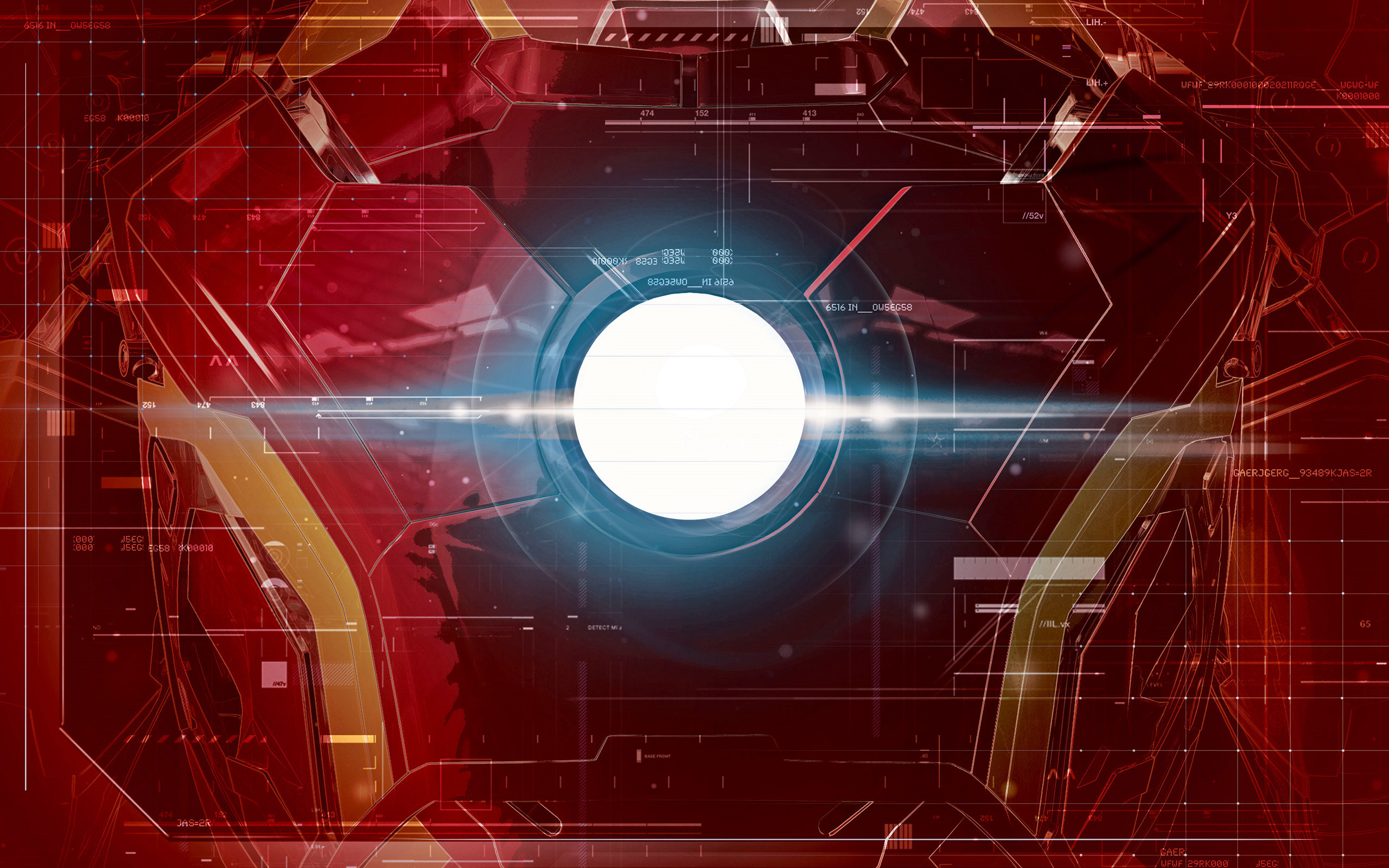 Arc Reactor Wallpaper Hd 75 Images