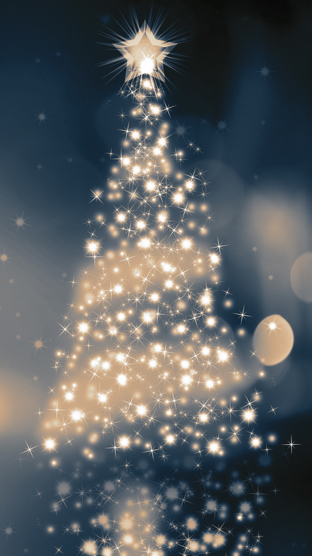Christmas Tree Phone Wallpaper (80+ images)