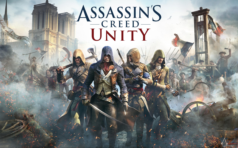 Ac Unity Wallpaper (85+ images)