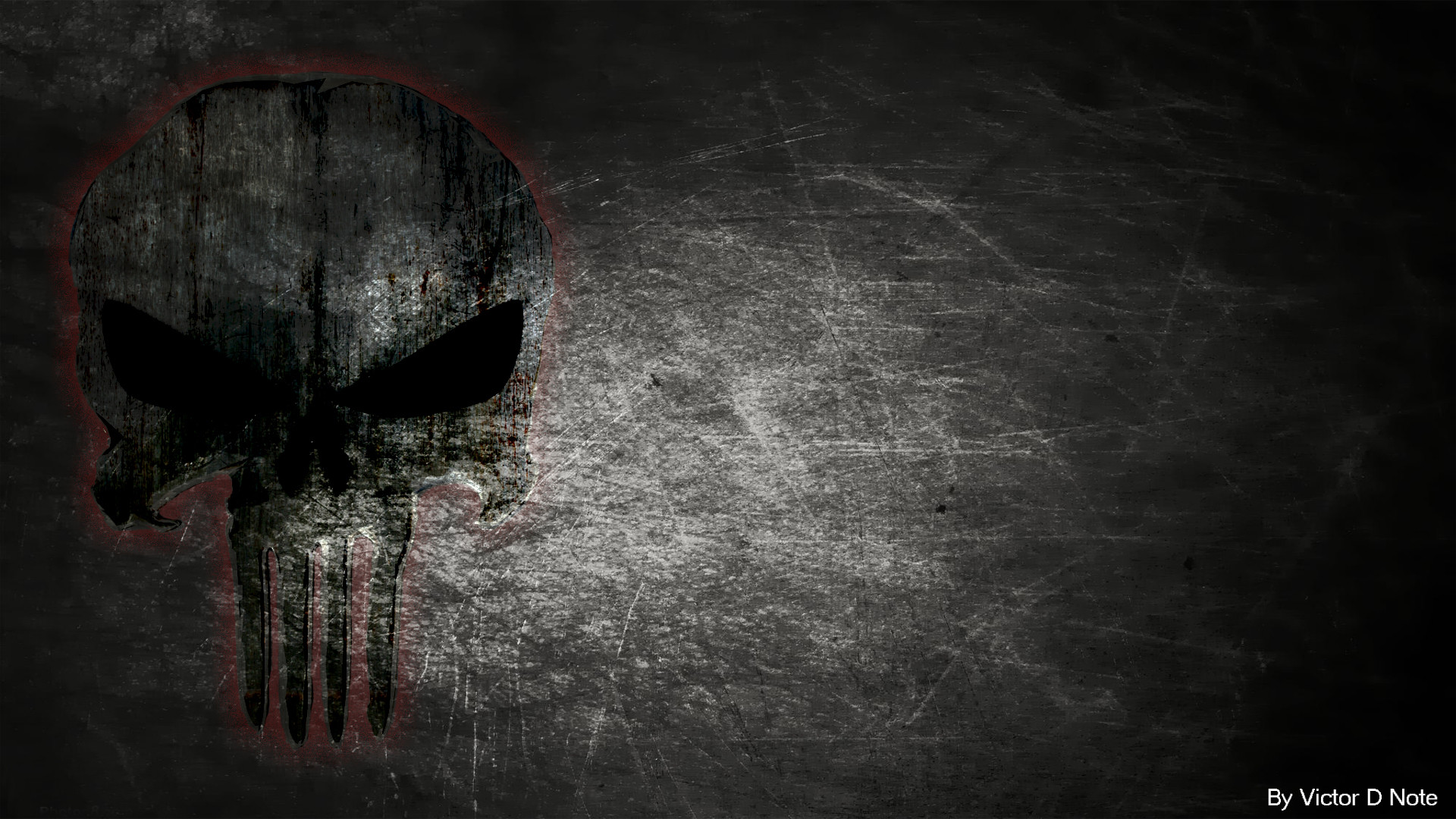 1920x1080 The Punisher Wallpaper by VihKun on DeviantArt