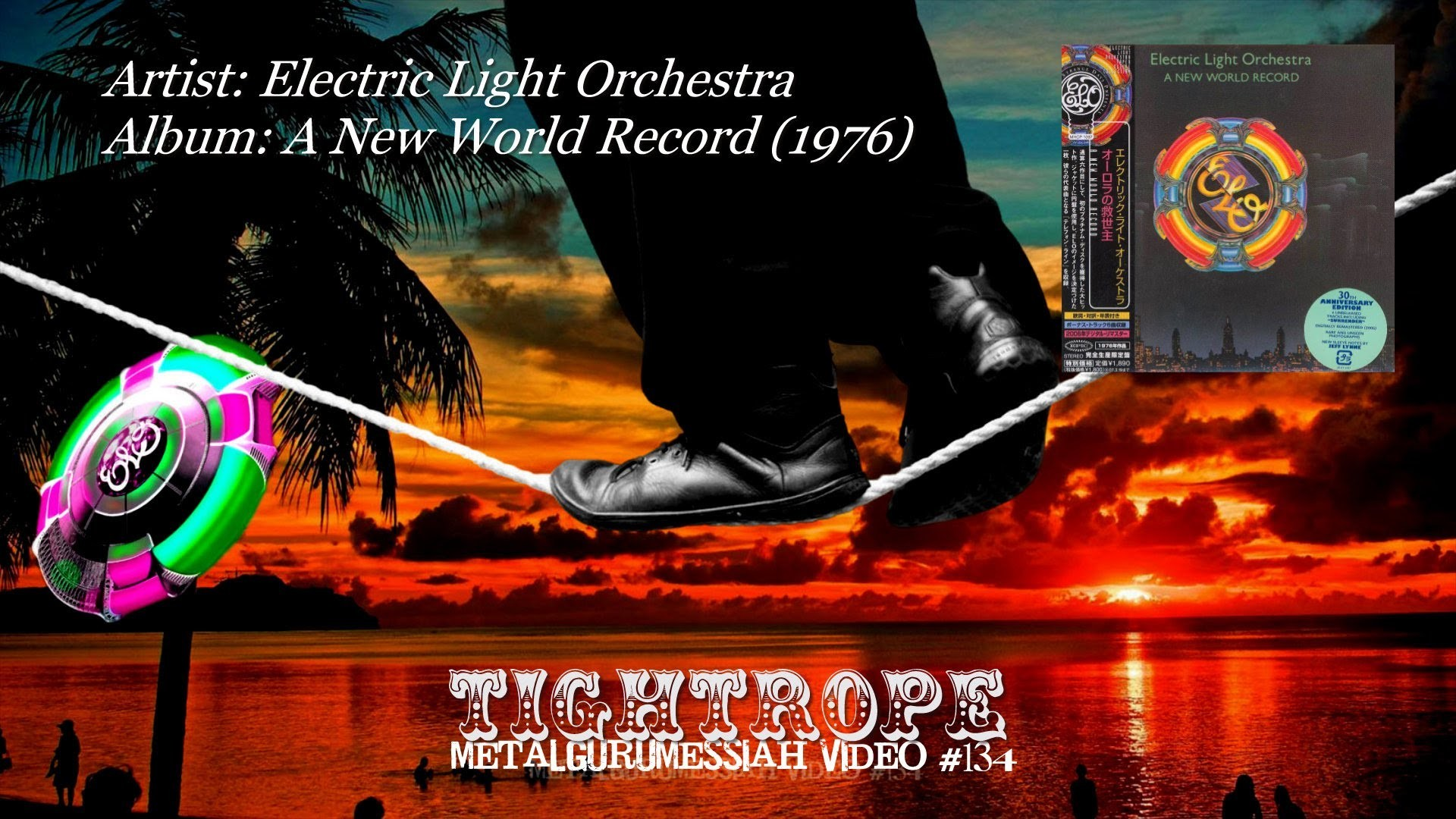 1920x1080 Tightrope - Electric Light Orchestra (1976) Audio Remaster HD Video  ~MetalGuruMessiah~ - YouTube