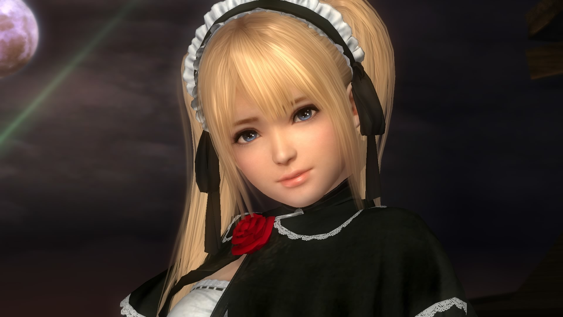 1920x1080 ... DEAD OR ALIVE 5 Last Round:Marie rose 02 by Kabukiart157
