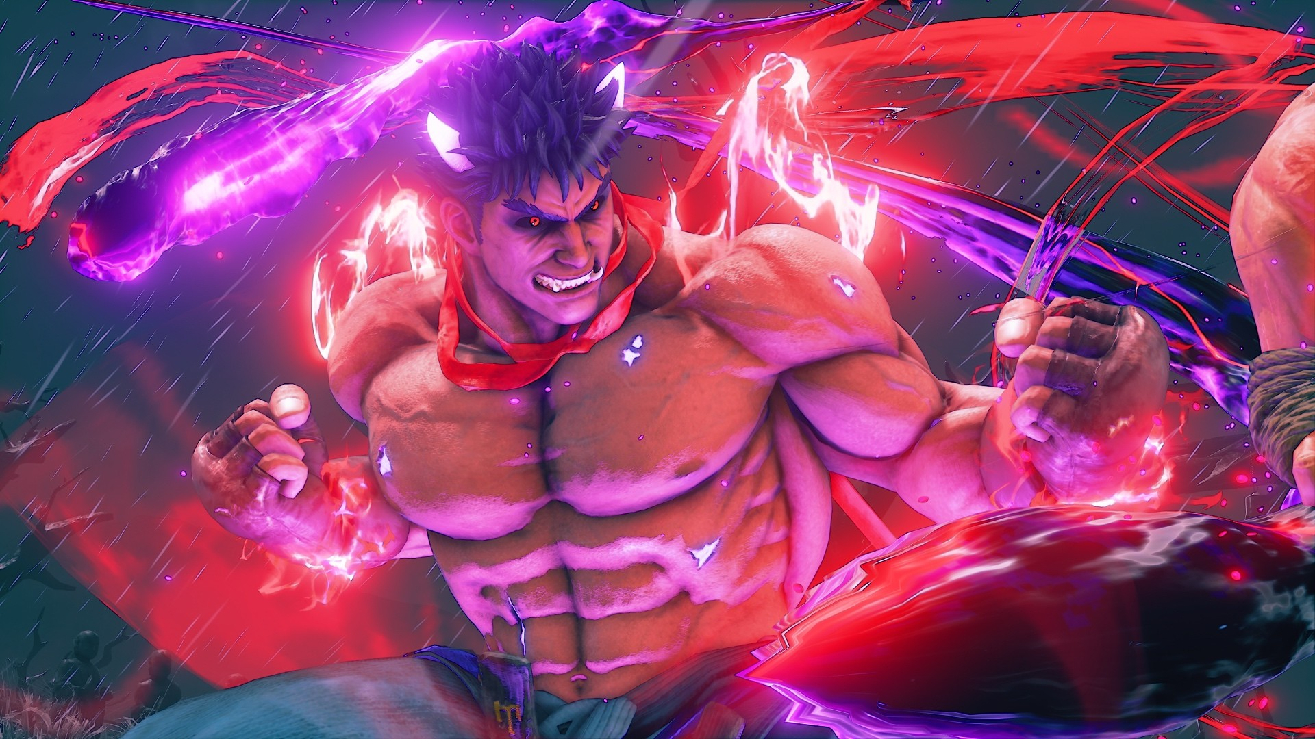 1920x1080 Street Fighter 5 - Kage Capcom