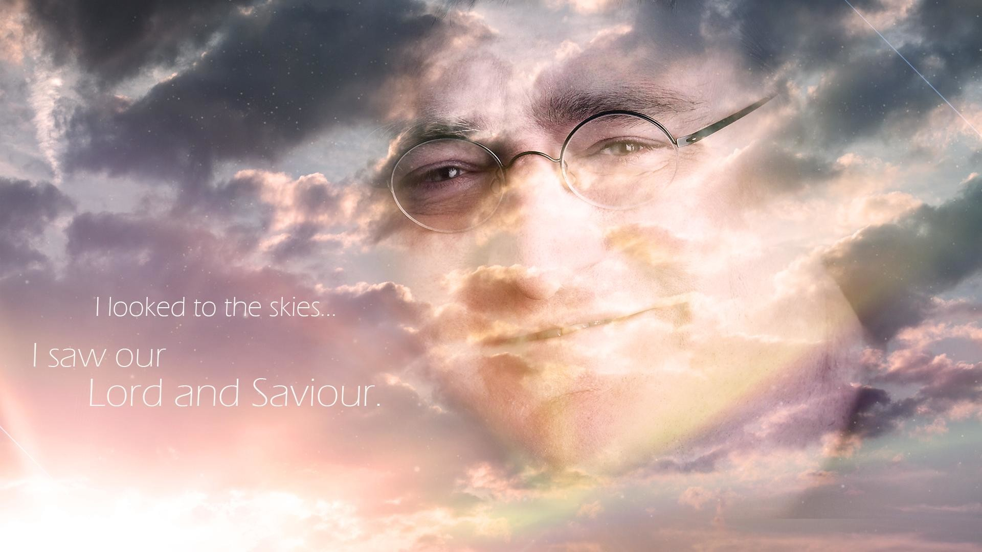 1920x1080 Our Lord Looks down upon us. (X-Post r/Gaben) ...