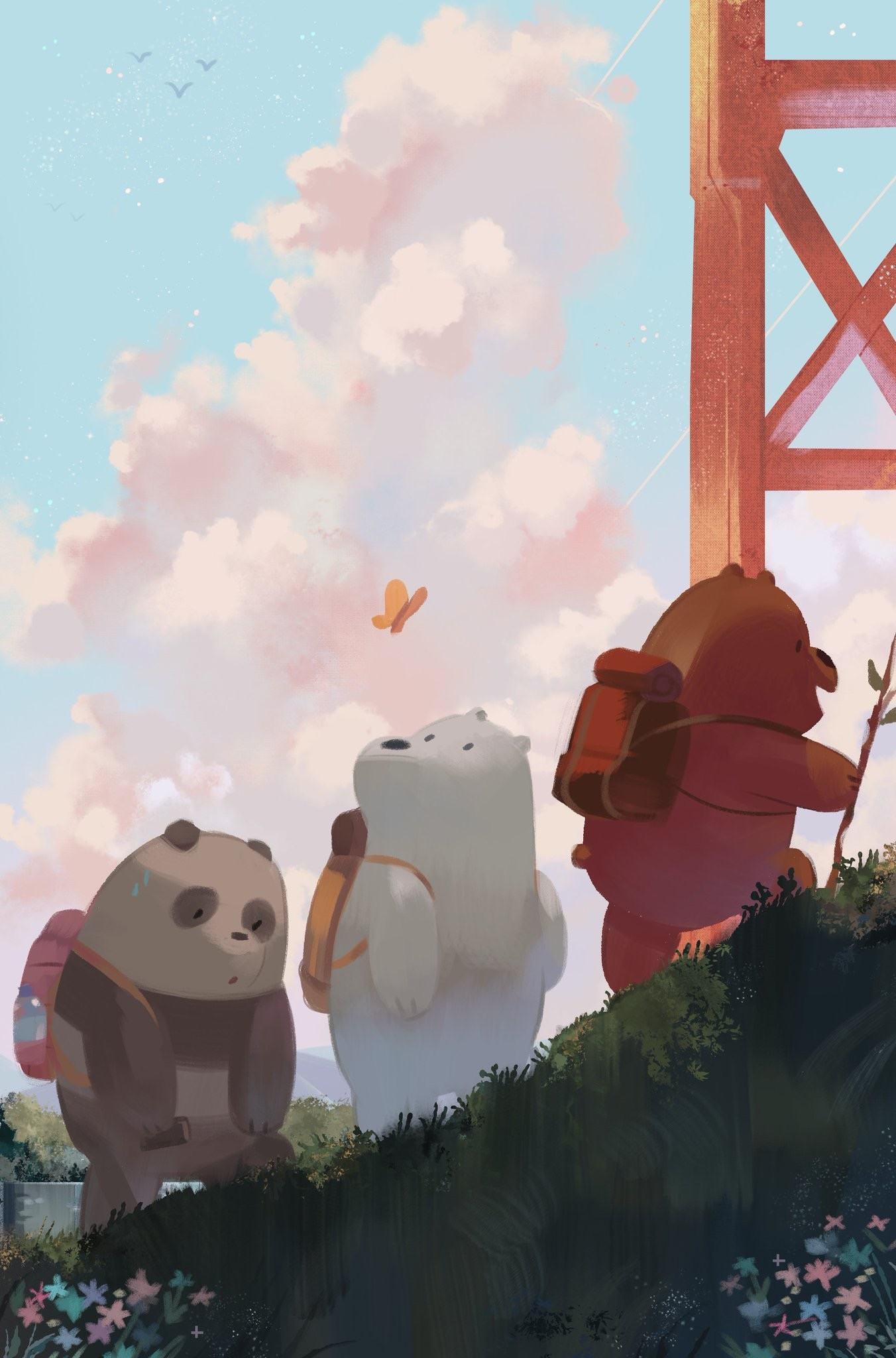 We Bare Bears Wallpaper 94 Images