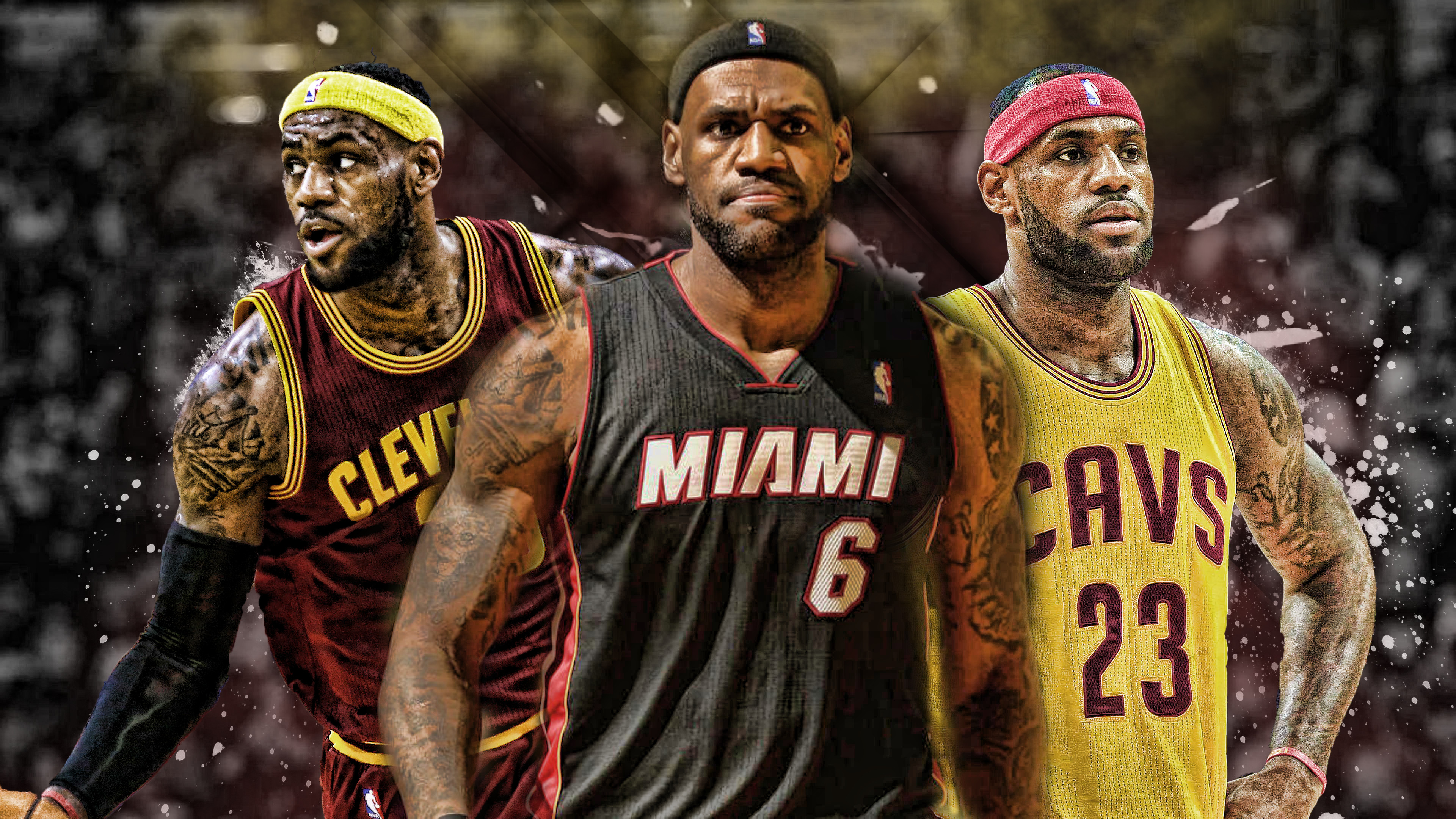3840x2160 ... Heat-4K-Lebron-James-Wallpaper by Basketfreak13