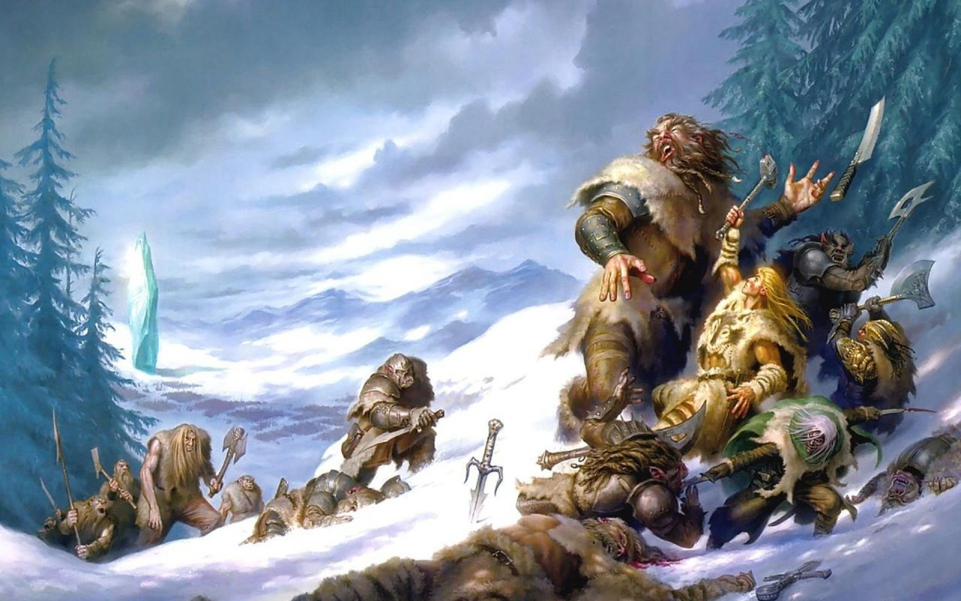 Forgotten Realms Wallpapers (68+ images)